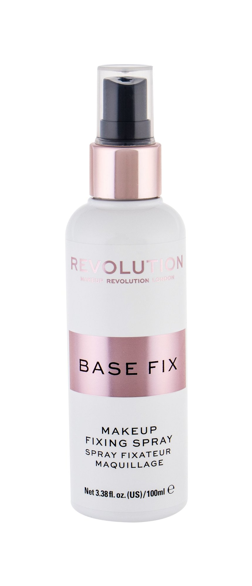 Makeup Revolution Fixing Spray fixační sprej na make-up 100 ml