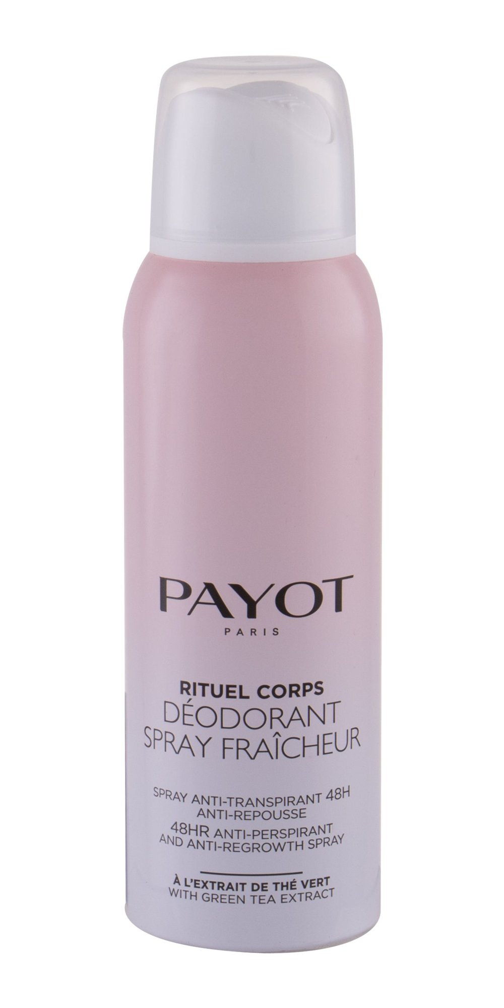 PAYOT Rituel Corps  (Antiperspirant, W, 125 ml, Tester)