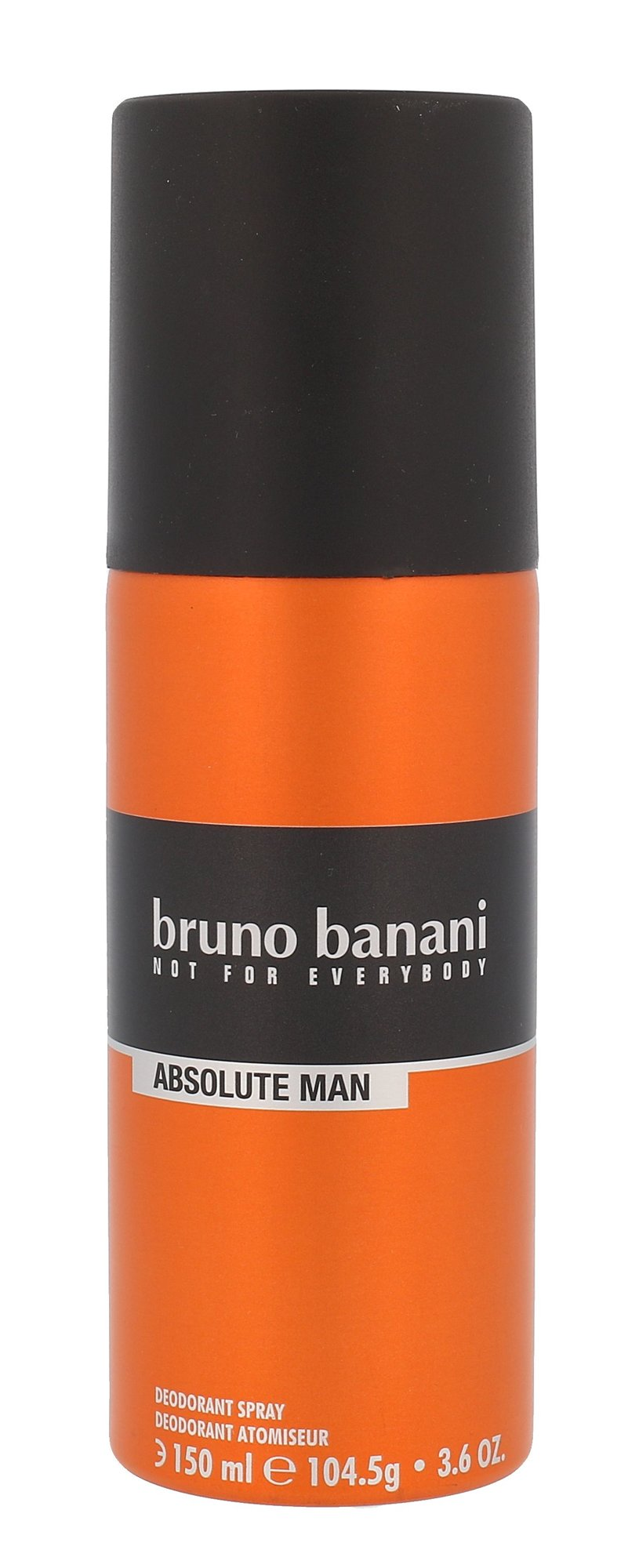 Bruno Banani Absolute Man  Deodorant, M, 150 ml