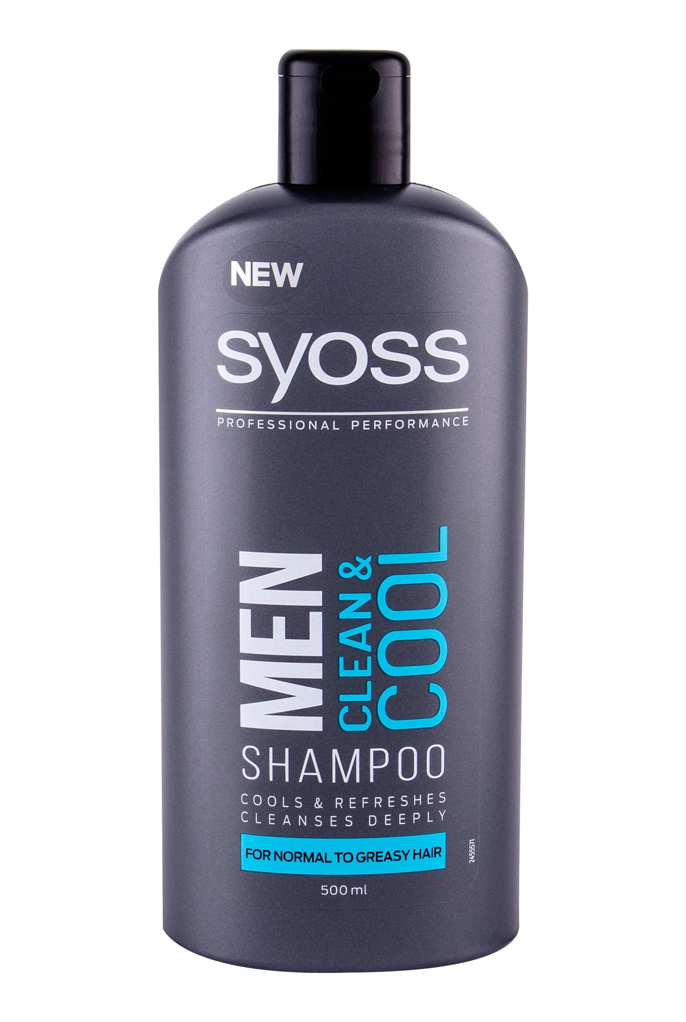 Syoss Professional Performance Men Clean & Cool (Šampon, M, 500 ml)