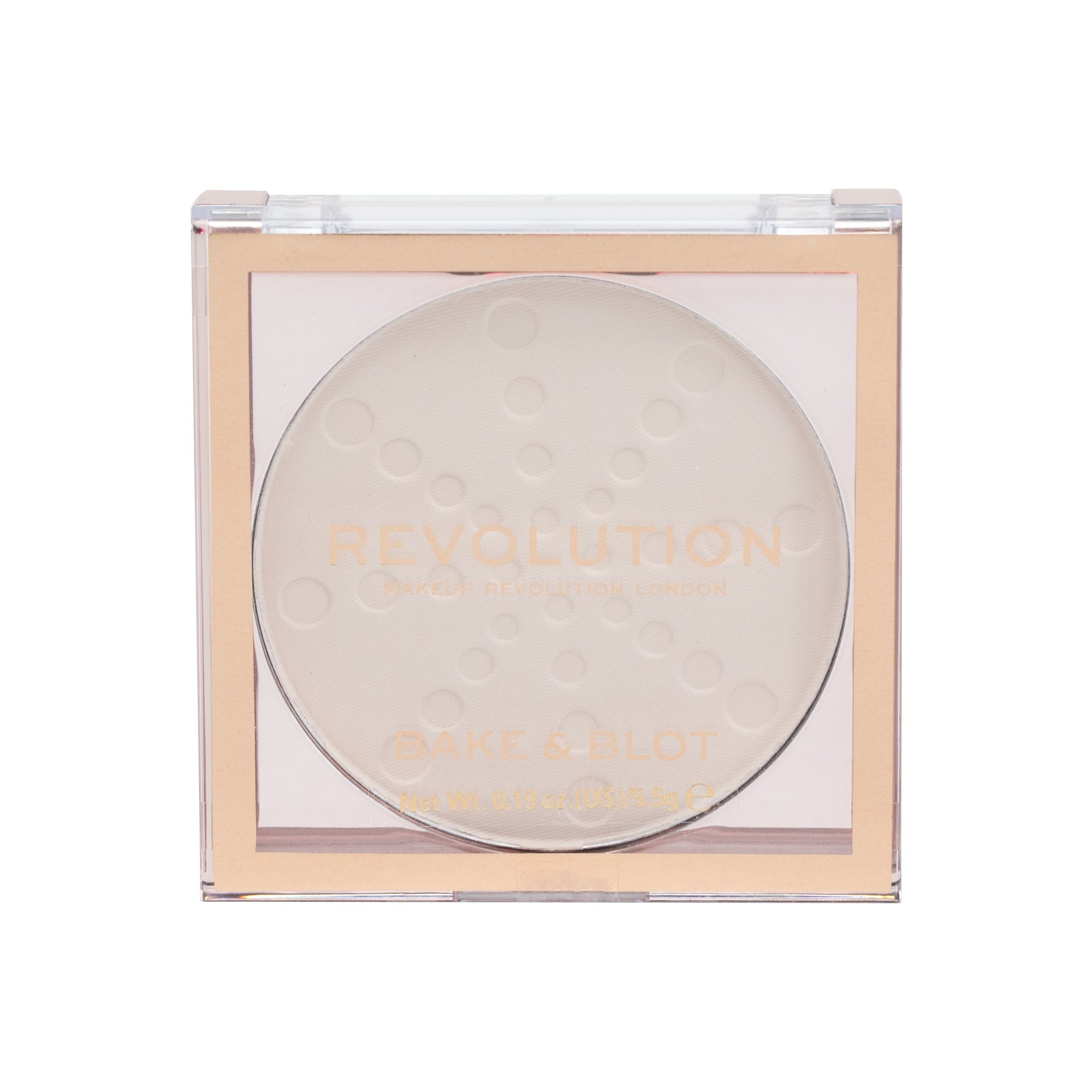 Makeup Revolution London Bake & Blot  Pudr, W, 5,5 g