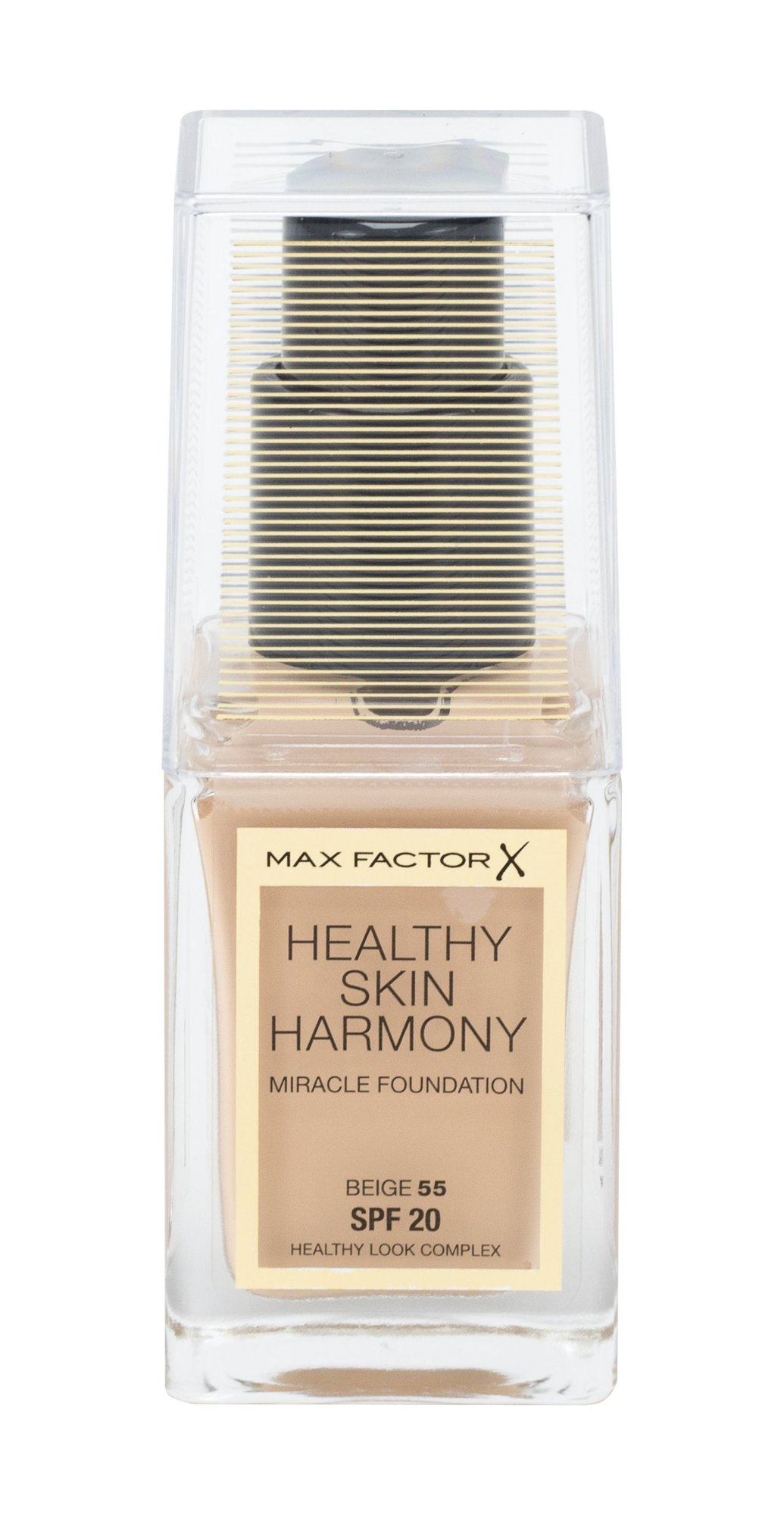 Max Factor Healthy Skin Harmony SPF20 Makeup, W, 30 ml