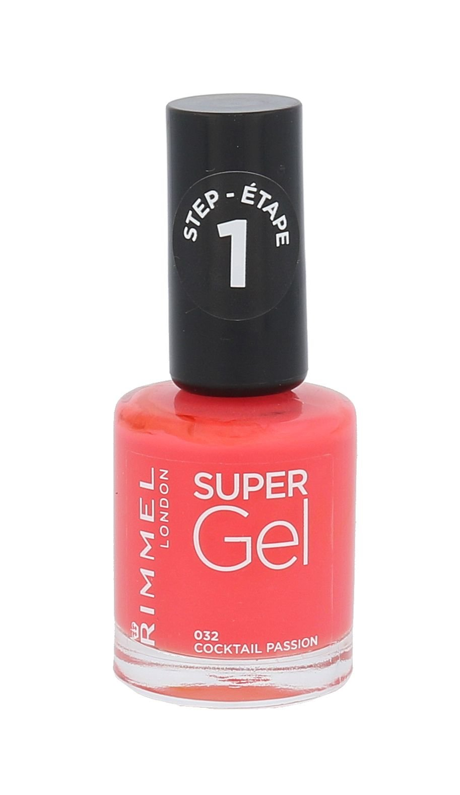Rimmel London Super Gel  Lak na nehty, W, 12 ml