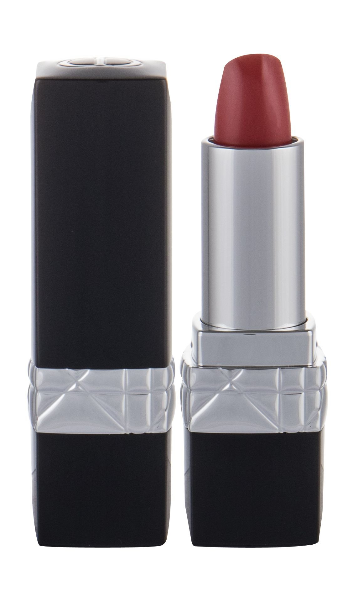 Christian Dior Rouge Dior Couture Colour Comfort & Wear (Odstín 999,Rtěnka, W, 3,5 g)