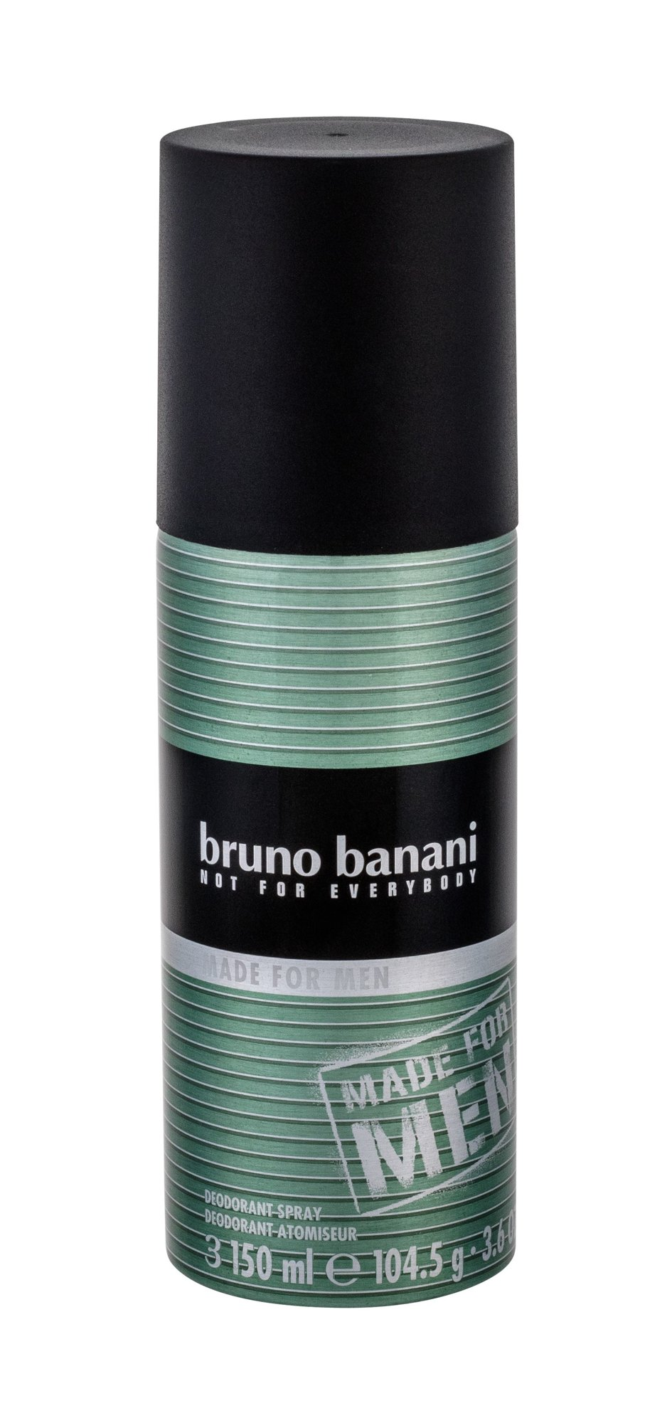 Bruno Banani Made For Men  Deodorant, M, 150 ml