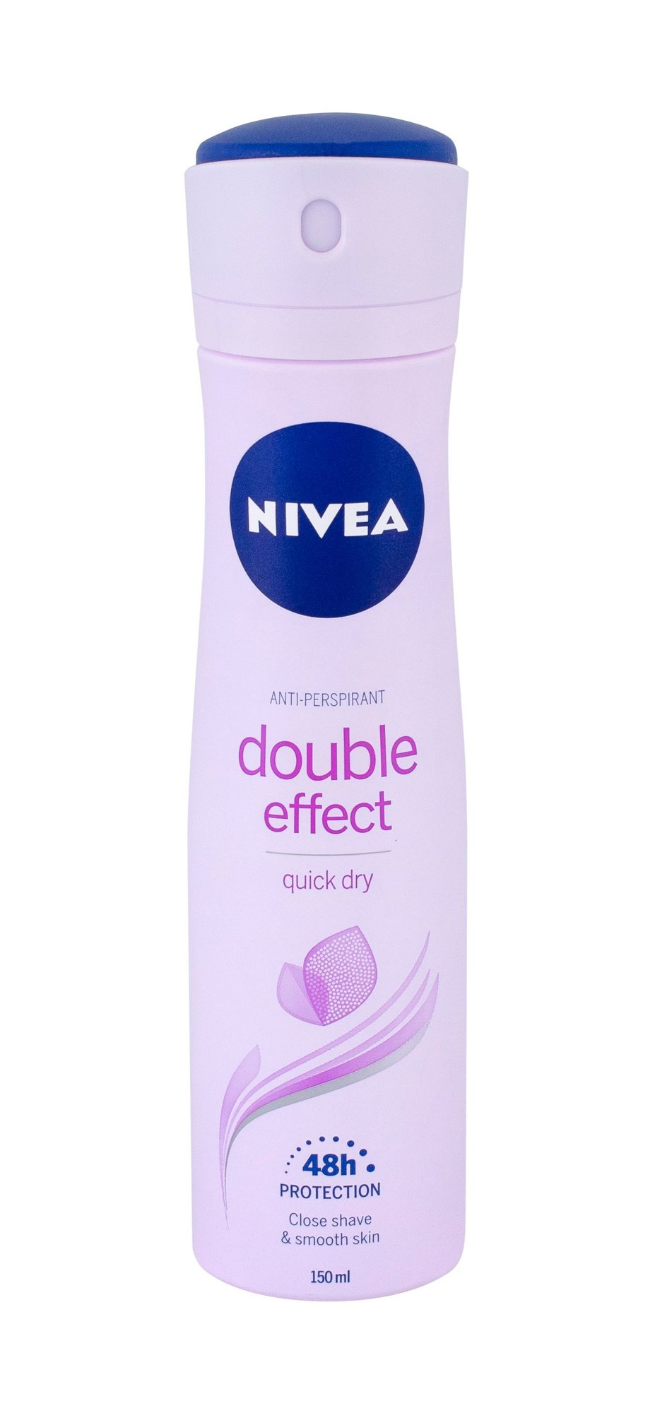 Nivea Double Effect  Antiperspirant, W, 150 ml