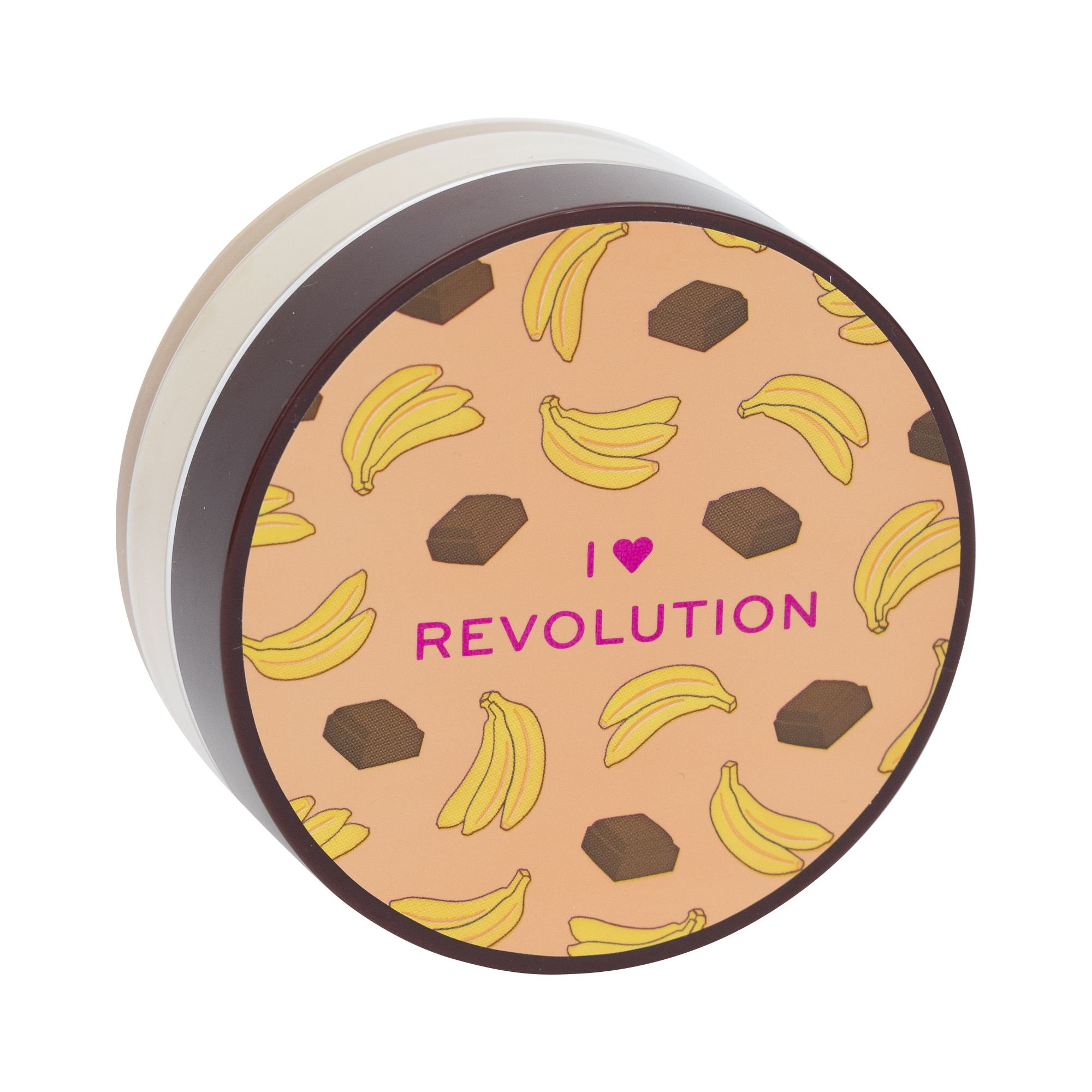 Makeup Revolution London I Heart Revolution  Pudr, W, 22 g