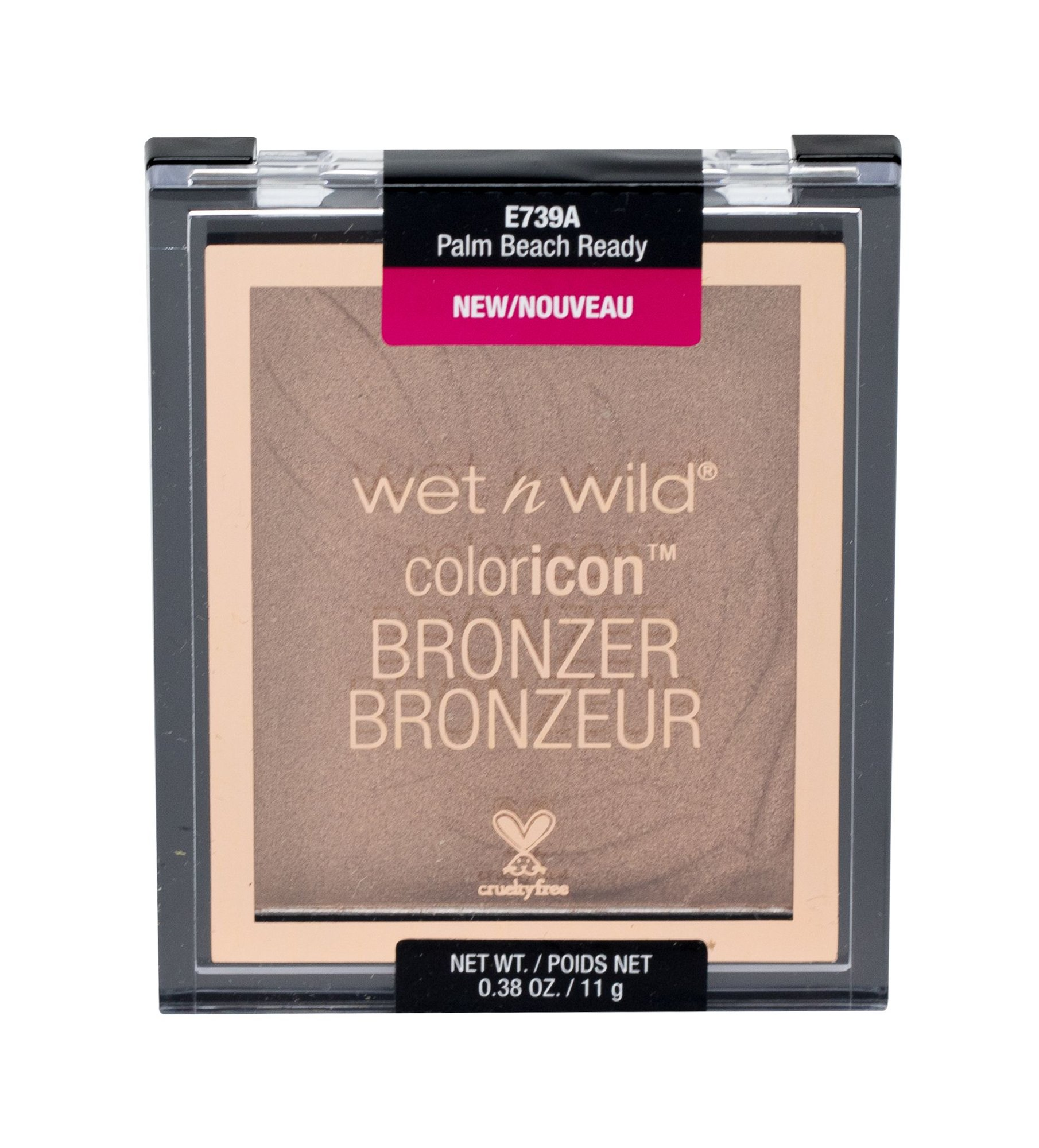 Wet n Wild Color Icon  (Odstín Palm Beach Ready, Bronzer, W, 11 g)