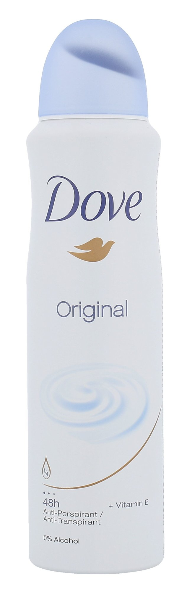 Dove Original  (Antiperspirant, W, 150 ml)