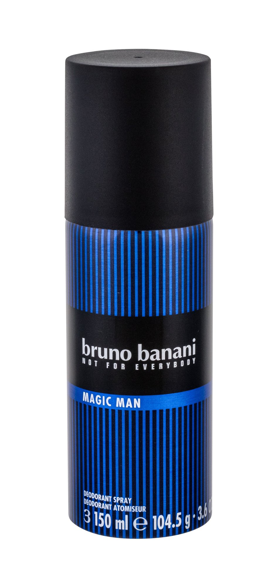 Bruno Banani Magic Man  Deodorant, M, 150 ml