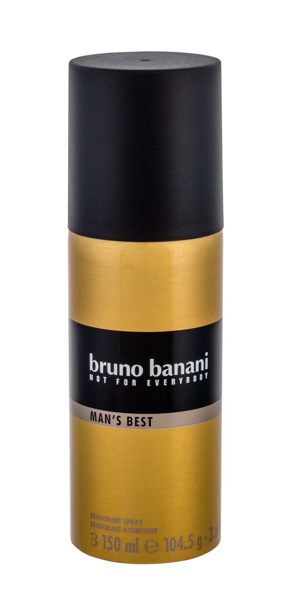 Bruno Banani Man´s Best  Deodorant, M, 150 ml