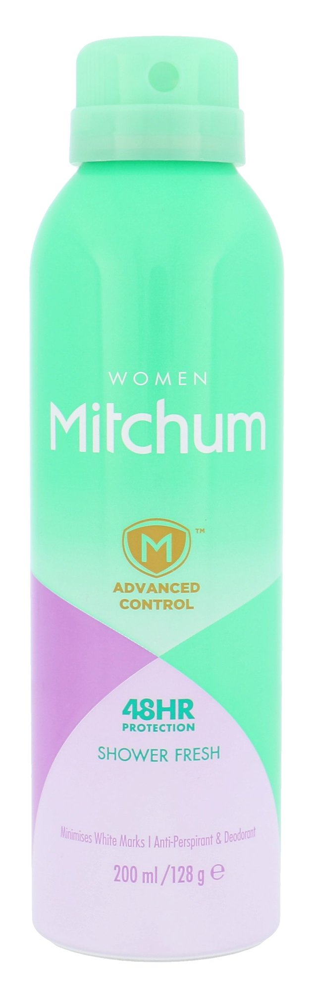 Mitchum Advanced Control 48HR Antiperspirant, W, 200 ml