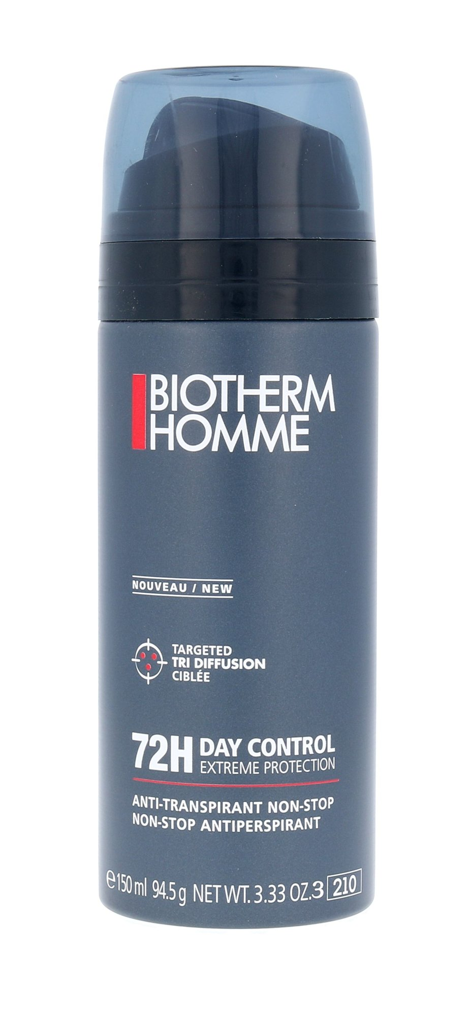 Biotherm Homme 72H Antiperspirant, M, 150 ml