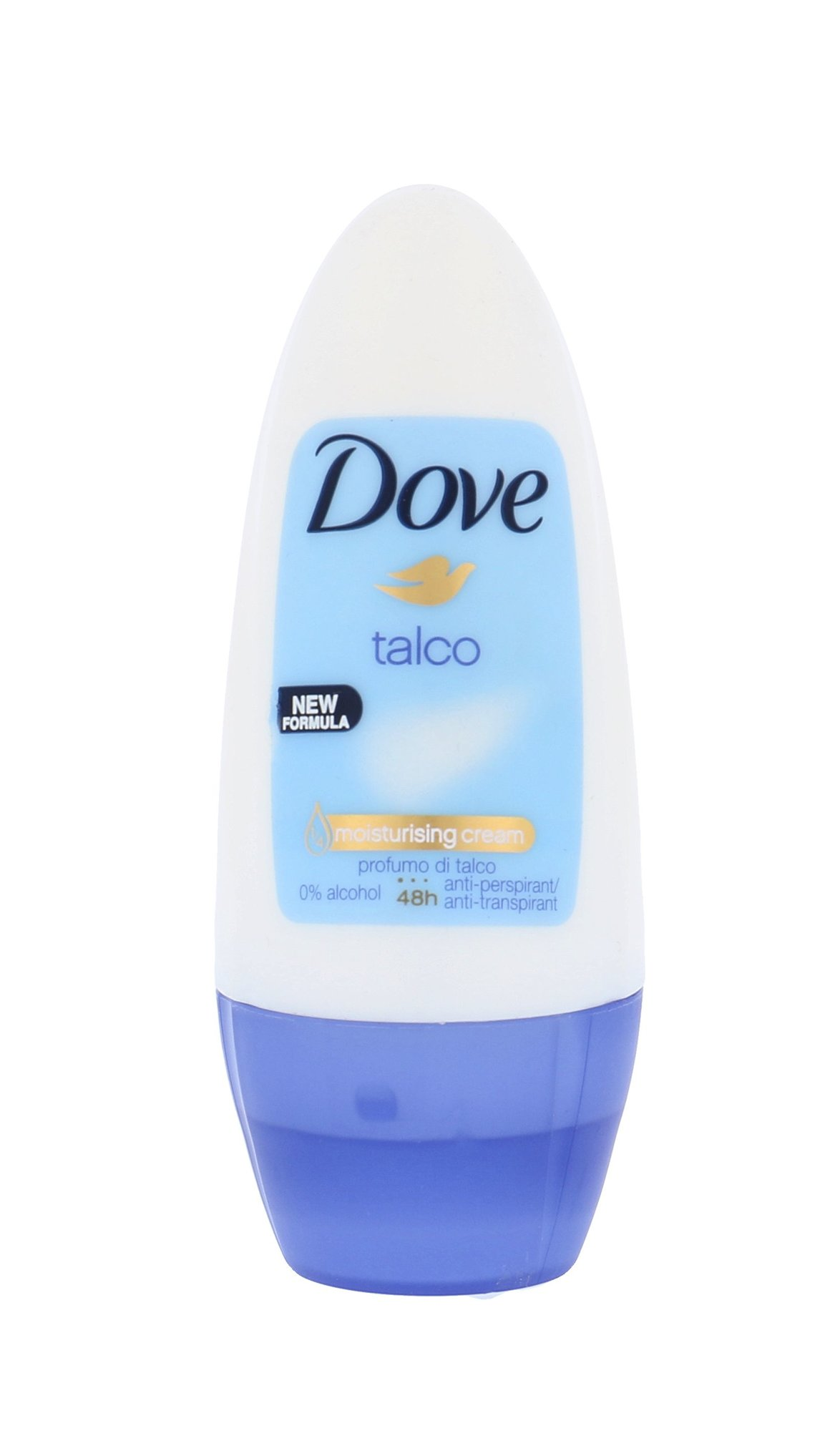 Dove Talco 48h Antiperspirant, W, 50 ml