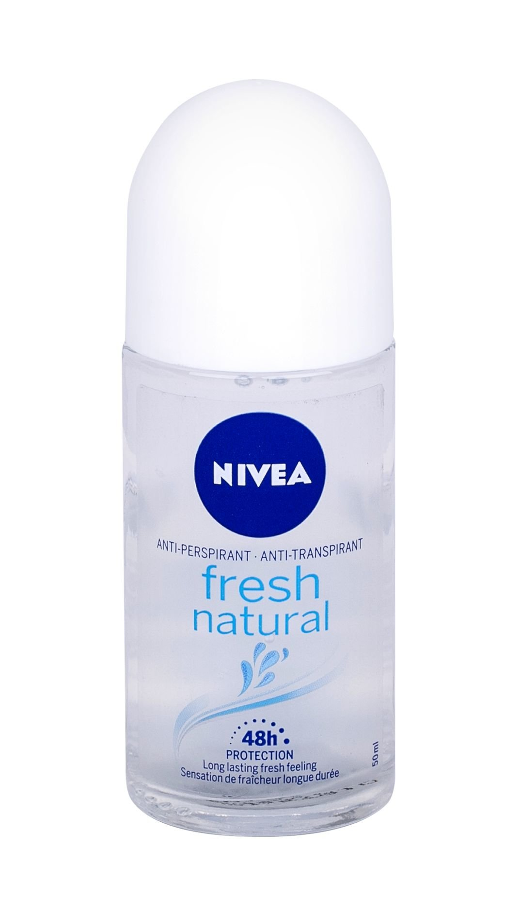 Nivea Fresh 48h Antiperspirant, W, 50 ml