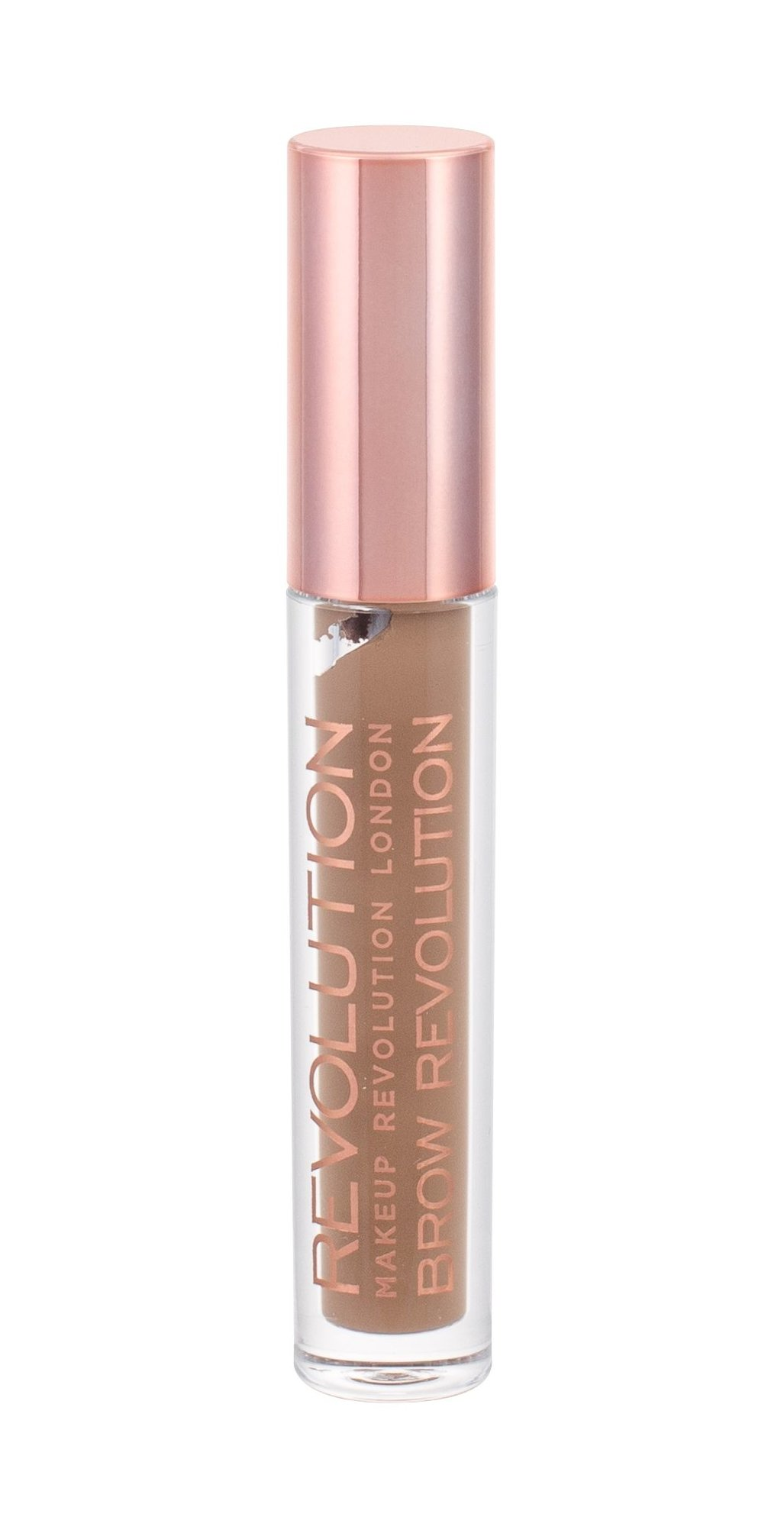 Makeup Revolution London Brow Revolution  (Gel a pomáda na obočí, W, 3,8 g)