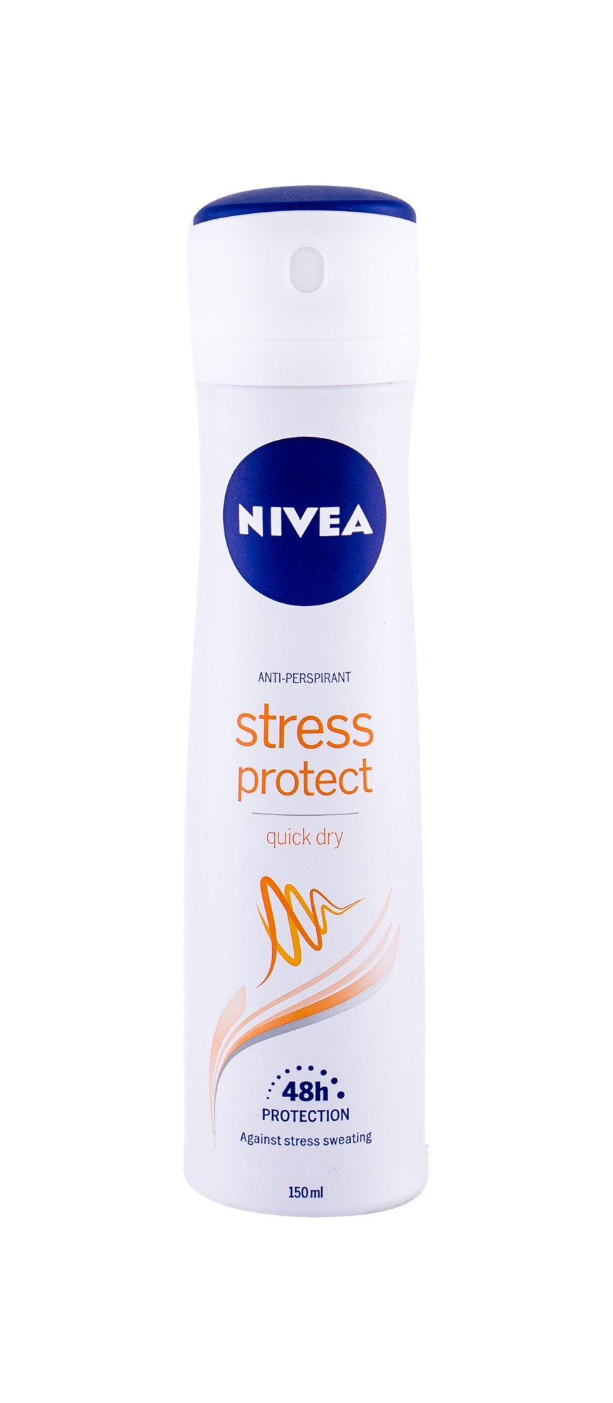 Nivea Stress Protect  Antiperspirant, W, 150 ml