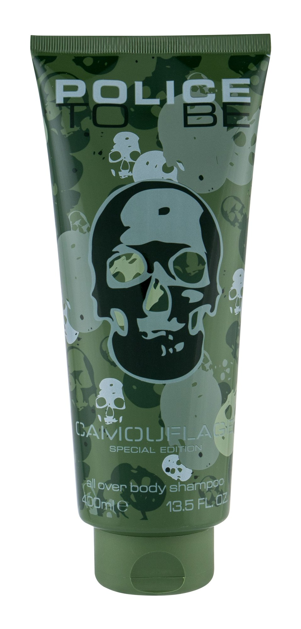Police To Be Camouflage (Sprchový gel, M, 400 ml)