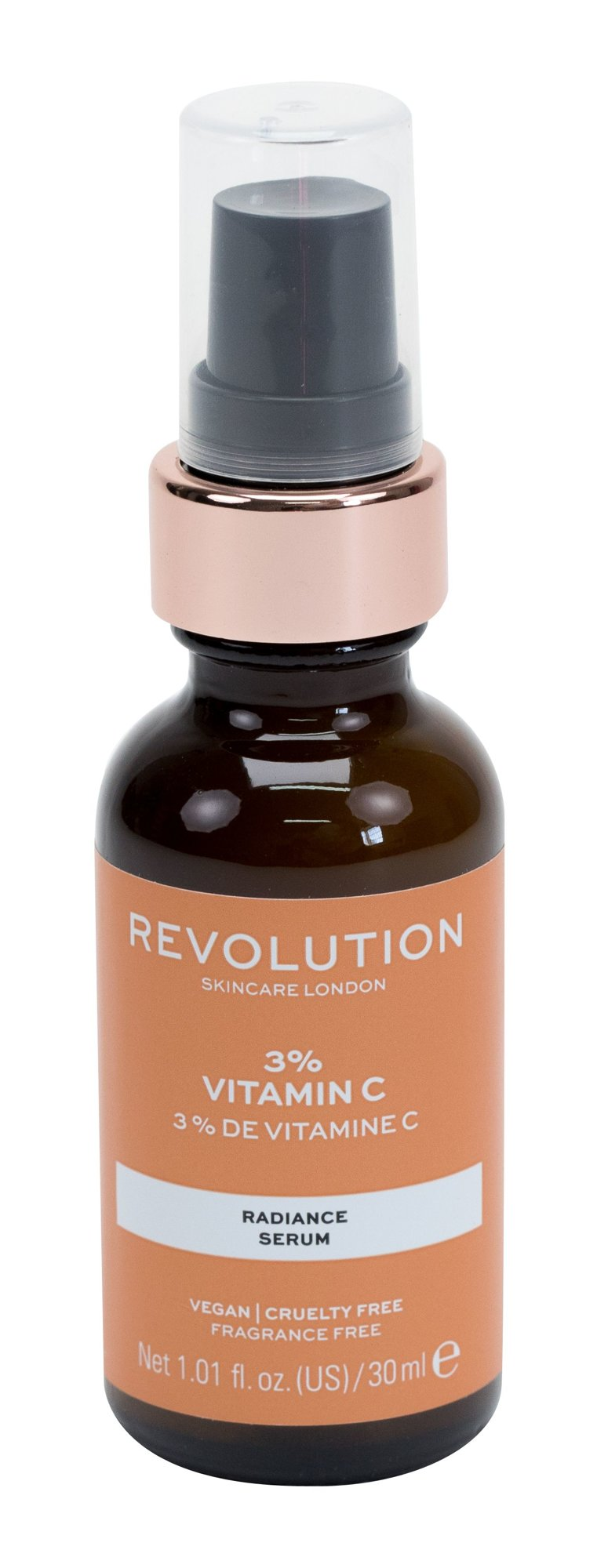Makeup Revolution London Skincare Radiance Serum Pleťové sérum, W, 30 ml