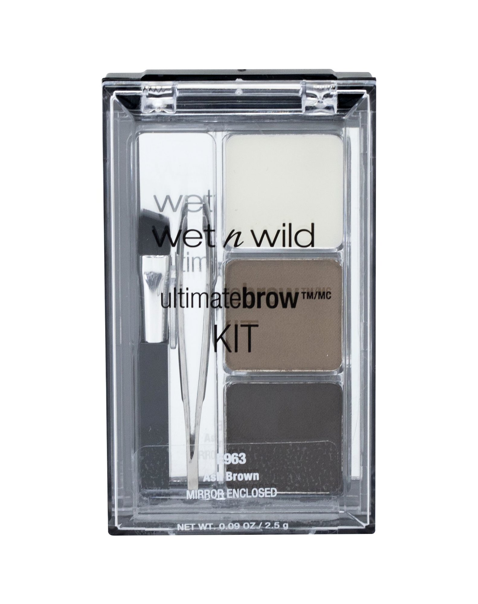 Wet n Wild Ultimate Brow  (Set a paletka na obočí, W, 2,5 g)