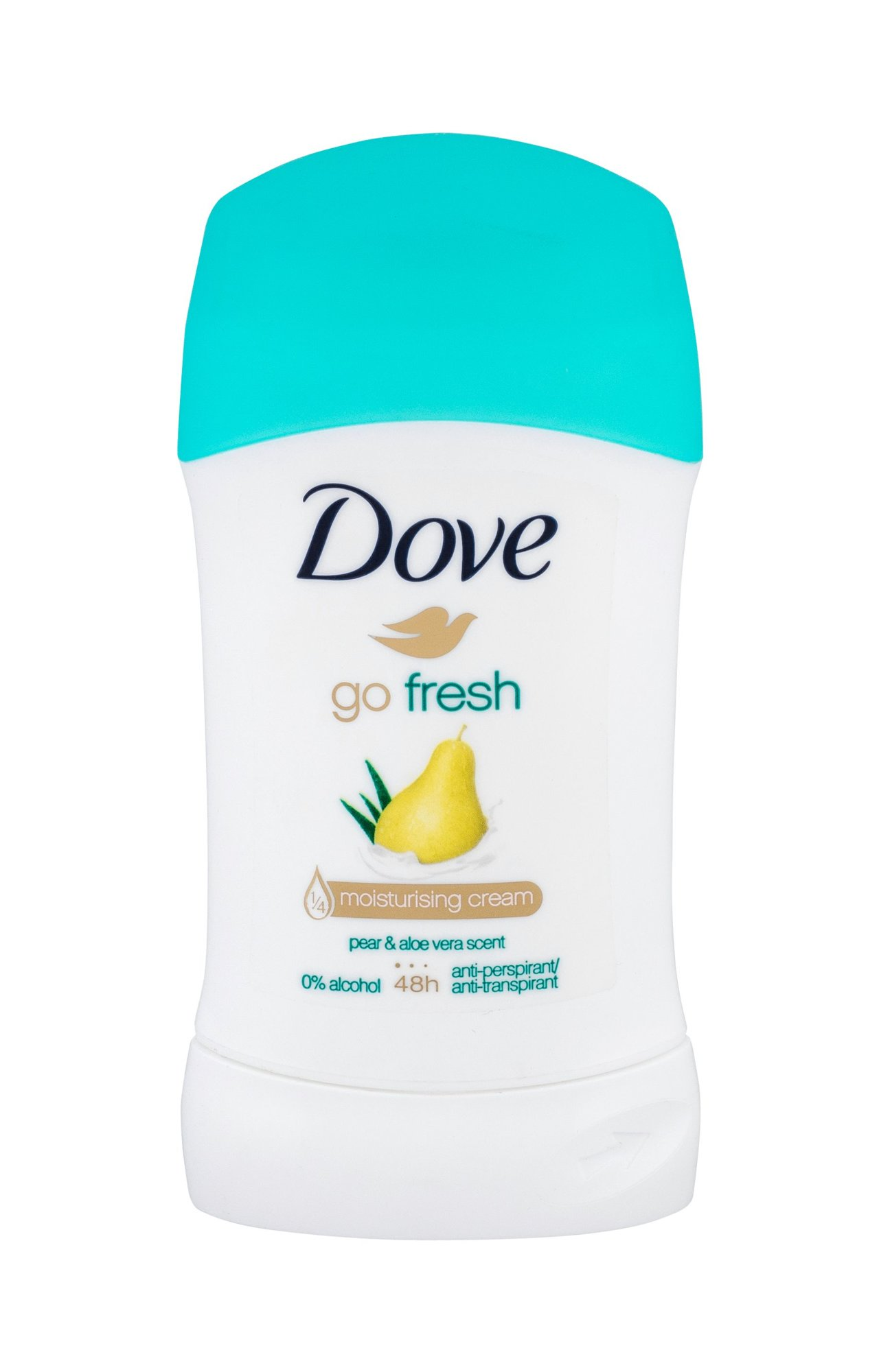 Dove Go Fresh Pear & Aloe Vera (Antiperspirant, W, 30 ml)