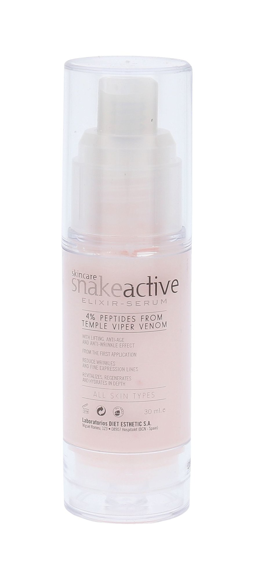 Diet Esthetic Snakeactive  Pleťové sérum, W, 30 ml