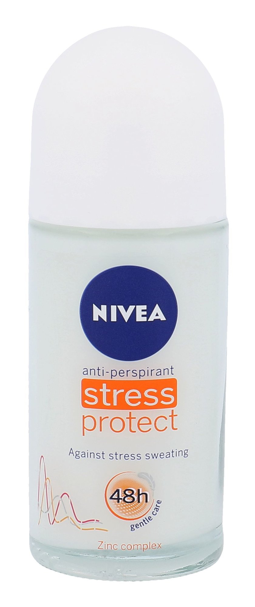 Nivea Stress Protect 48h (Antiperspirant, W, 50 ml)
