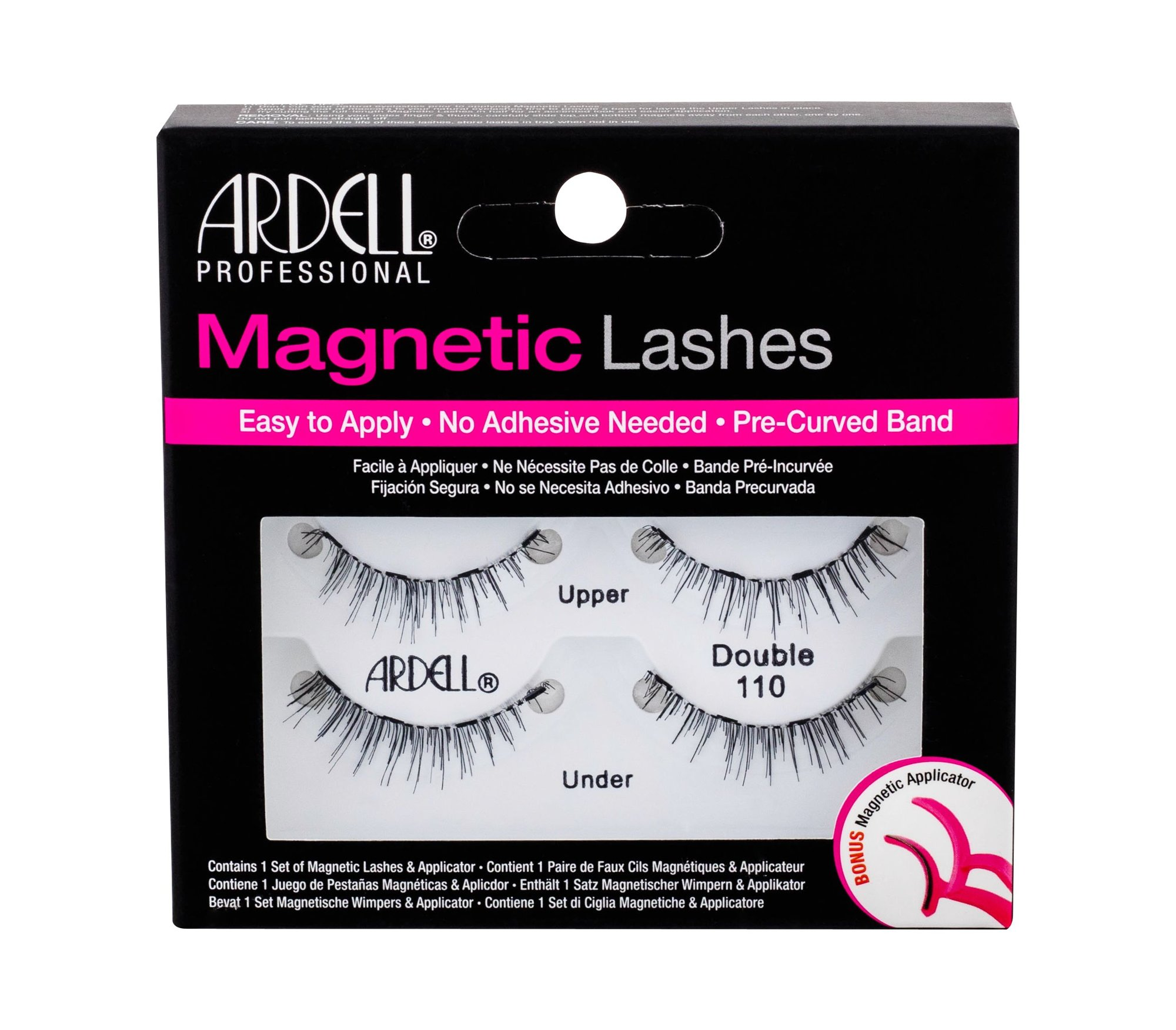 Ardell Magnetic Lashes Double 110 (Umělé řasy, W, 1 ks)