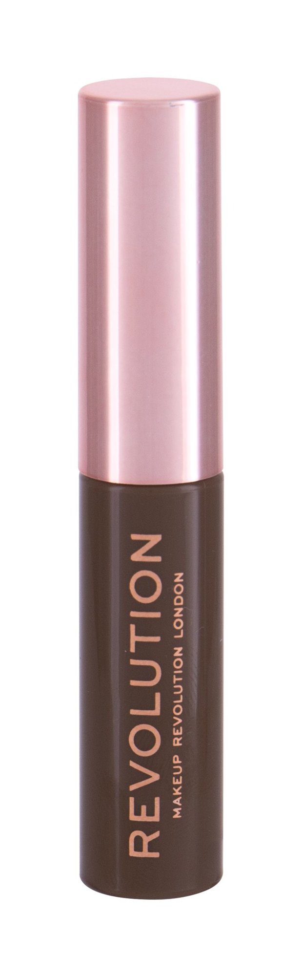 Makeup Revolution London Brow Gel  (Gel a pomáda na obočí, W, 6 ml)