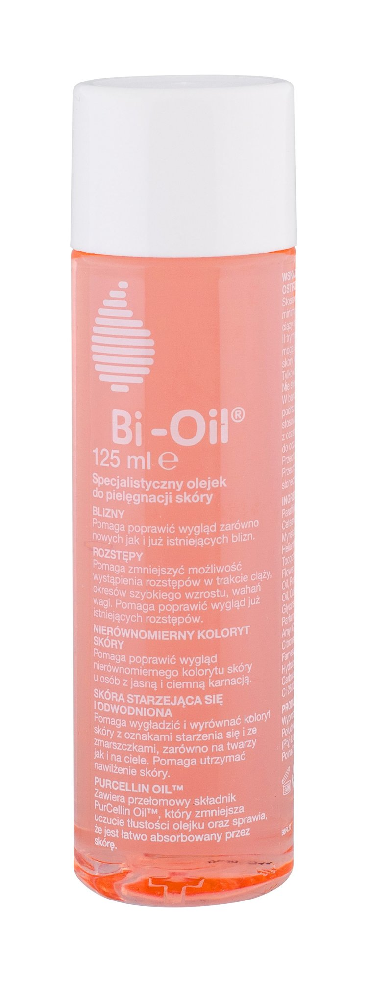Bi-Oil PurCellin Oil  (Proti celulitidě a striím, W, 125 ml)