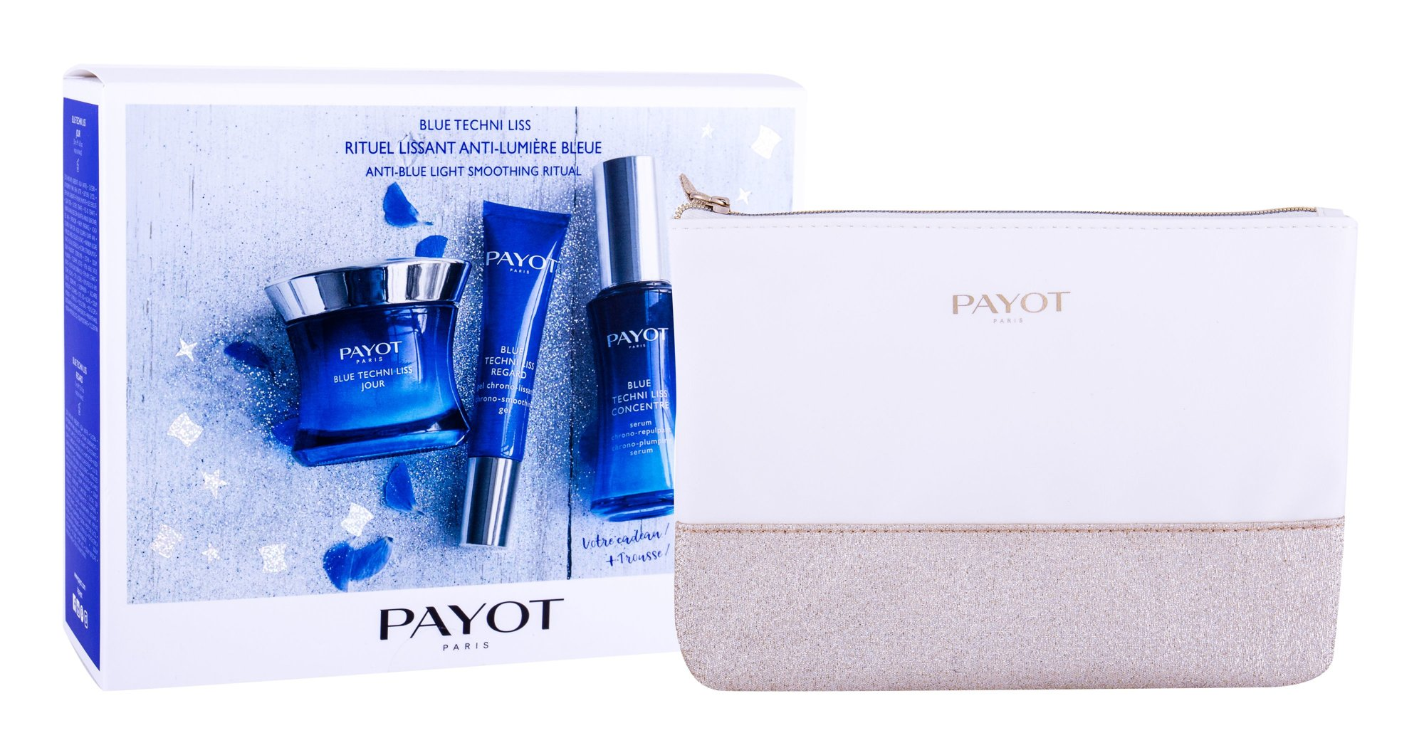 PAYOT Blue Techni Liss  Pleťové sérum, W, 50 ml