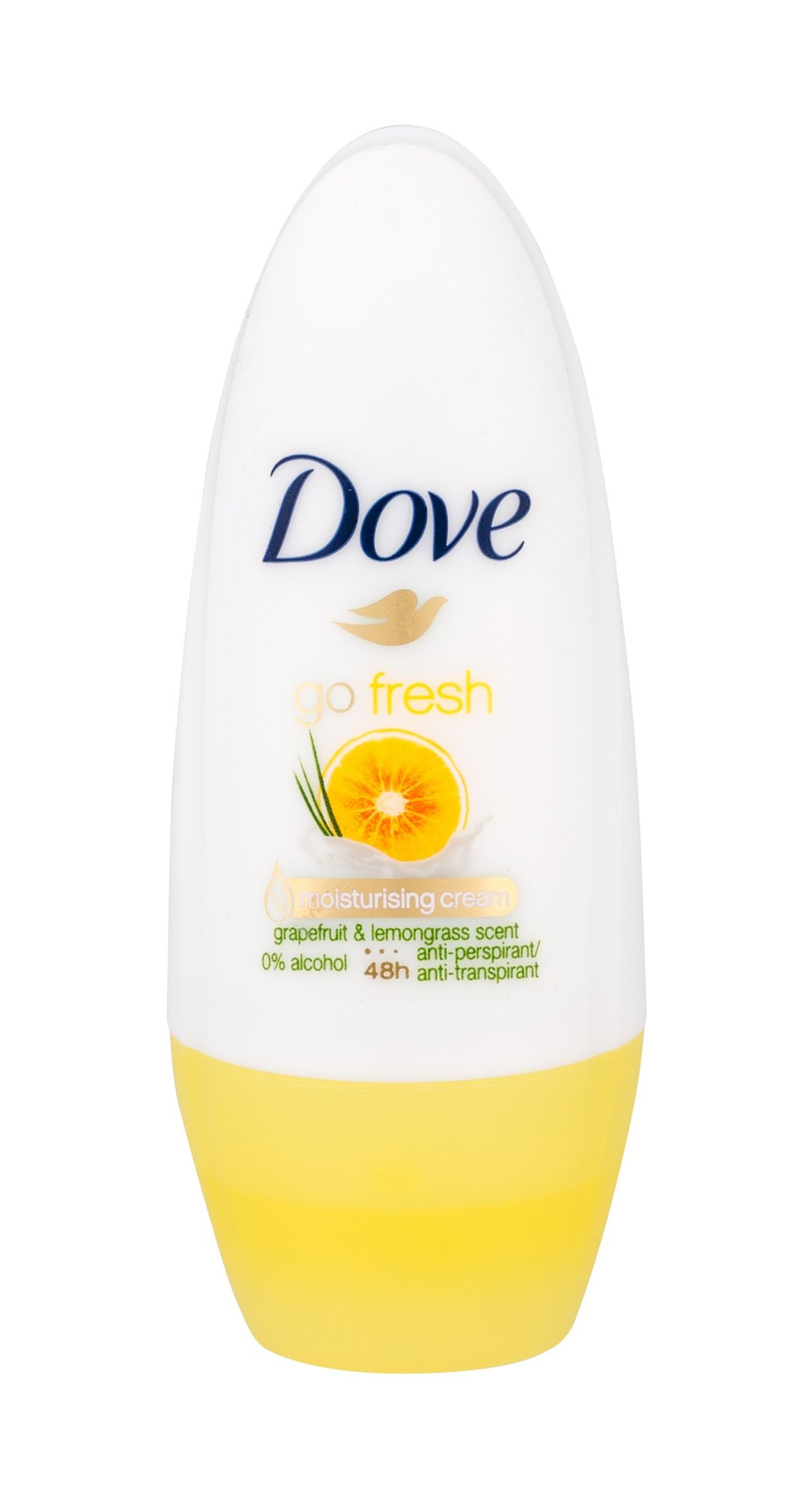 Dove Go Fresh 48h Antiperspirant, W, 50 ml