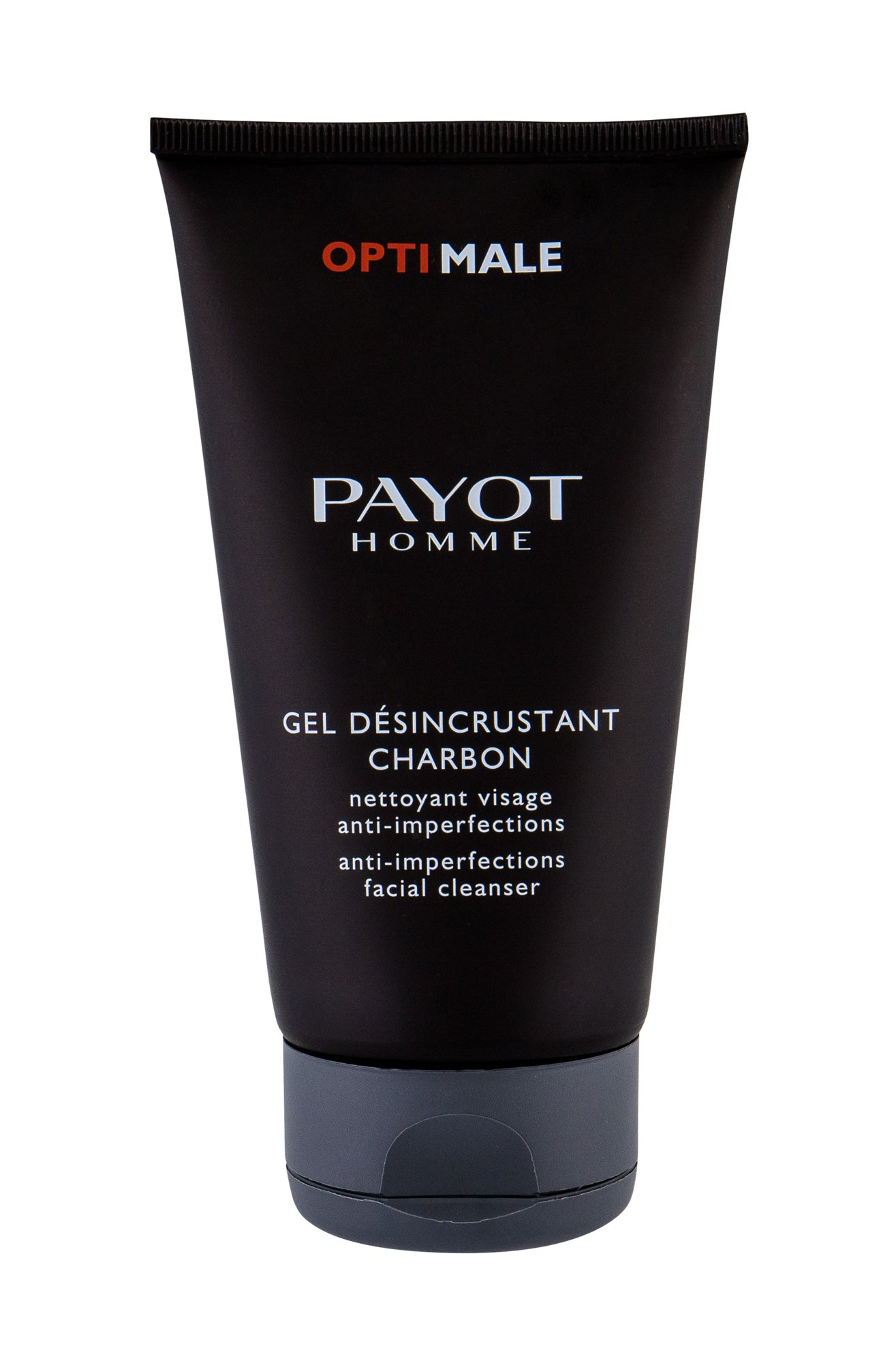 PAYOT Homme Optimale Anti-Imperfections (Čisticí gel, M, 150 ml, Tester)