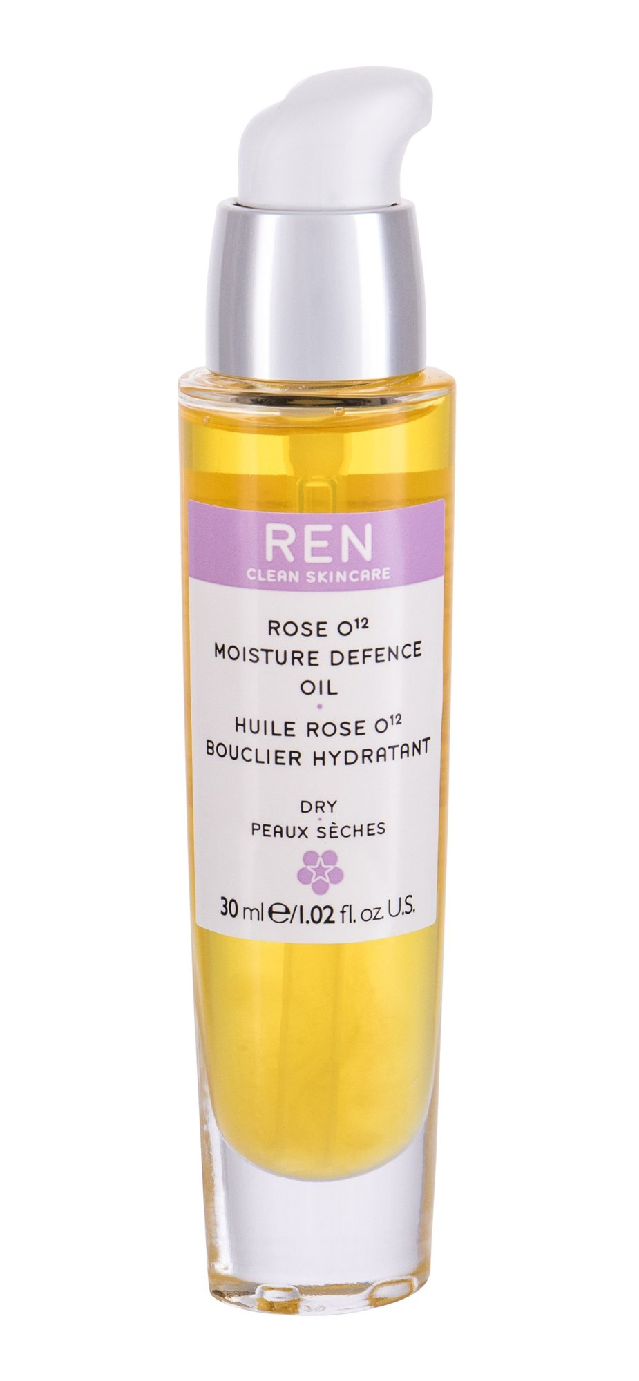 Ren Clean Skincare Rose O12  Pleťové sérum, W, 30 ml