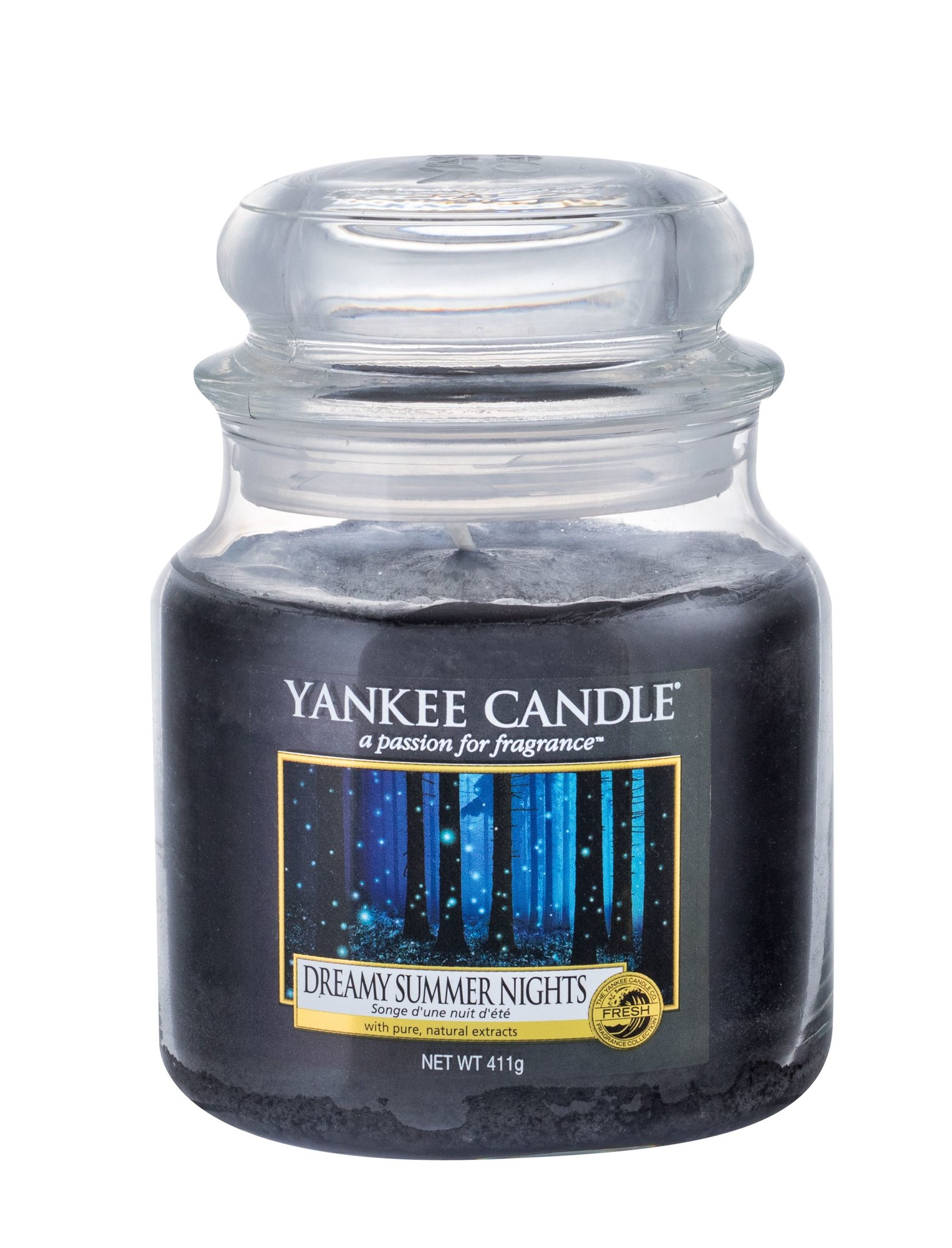 Yankee Candle Dreamy Summer Nights  (Vonná svíčka, U, 411 g)