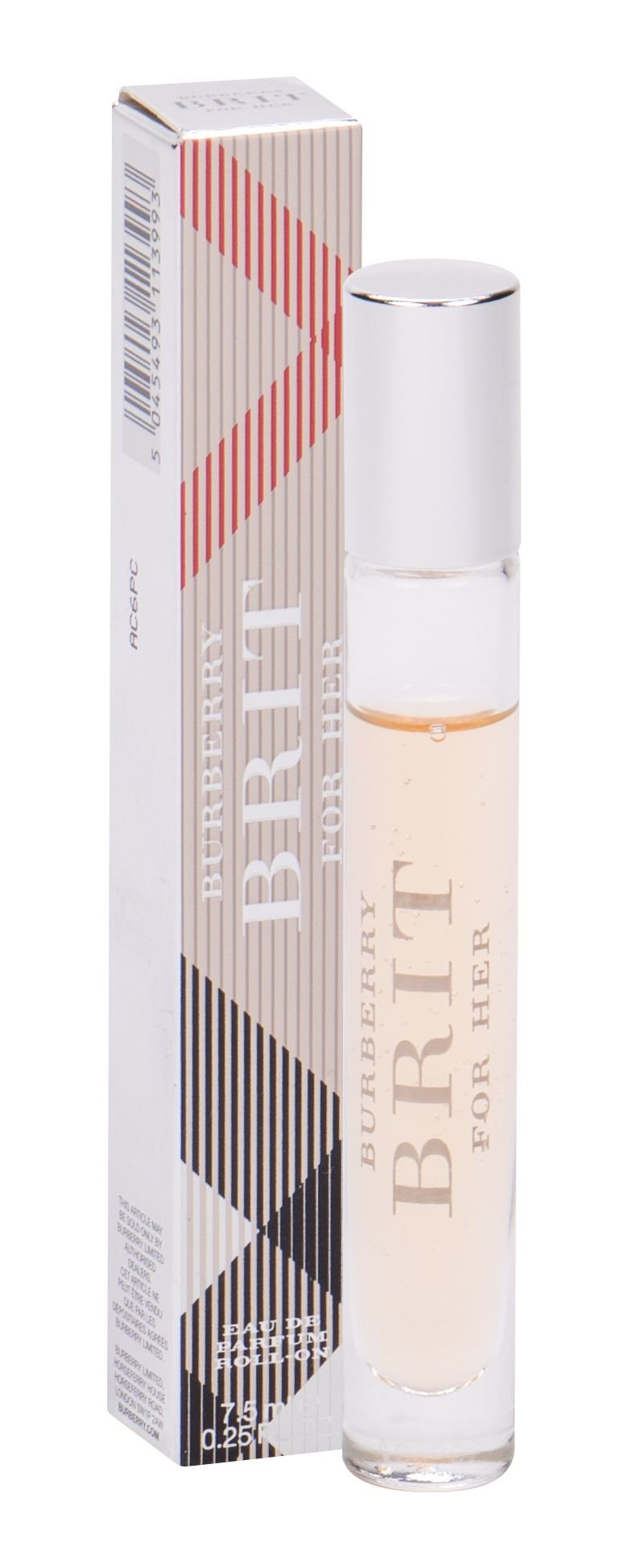 Burberry Brit for Her  (Parfémovaná voda, W, 7,5 ml)