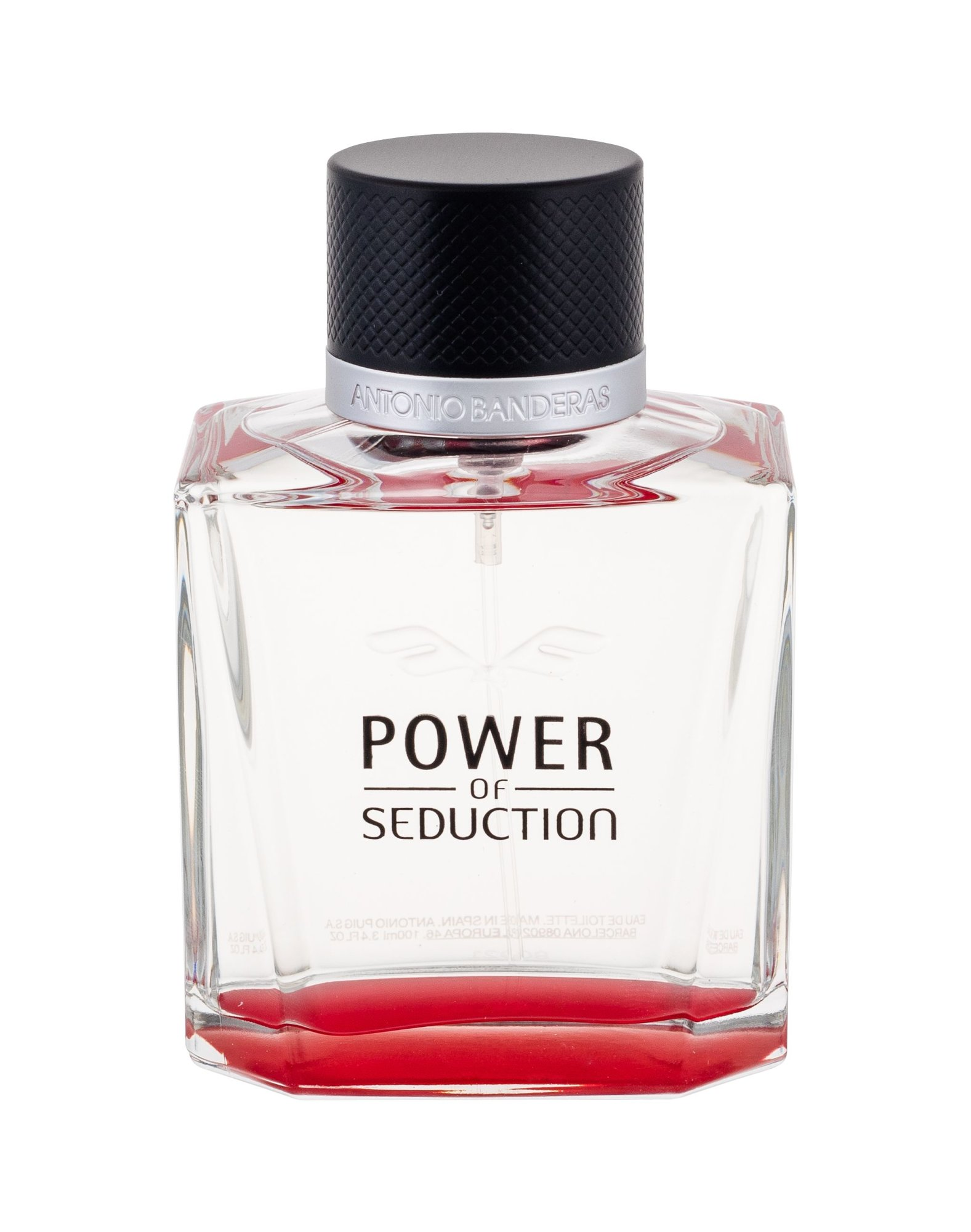 Antonio Banderas Power of Seduction  Toaletní voda, M, 100 ml