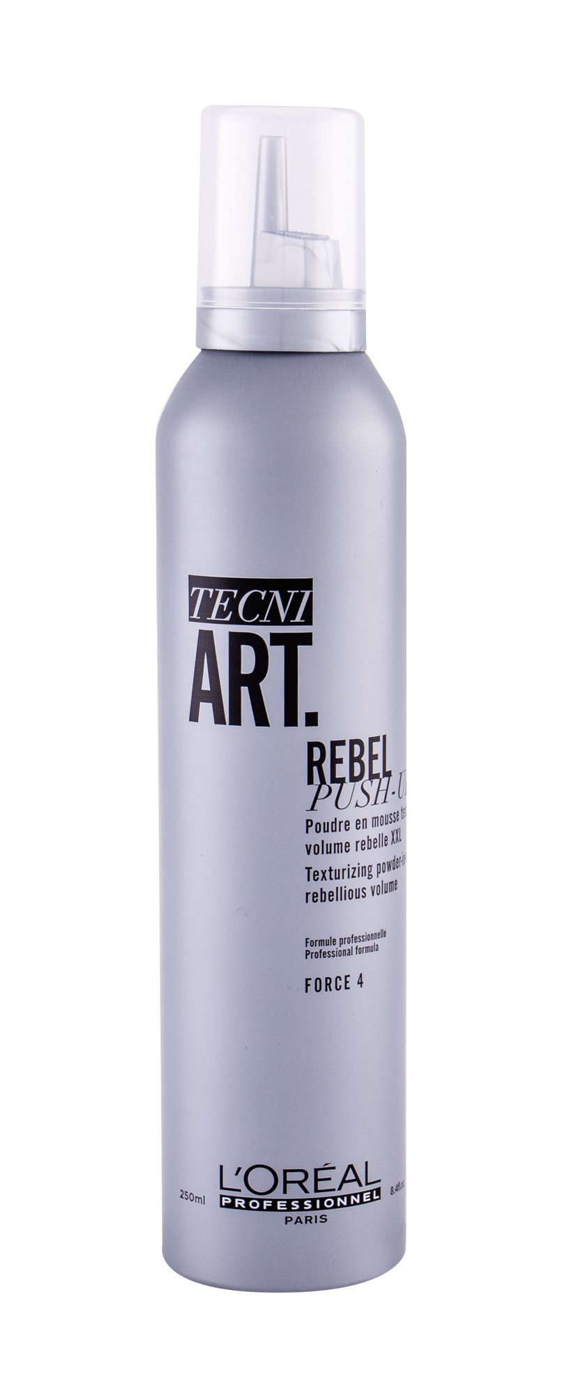 L´Oréal Professionnel Tecni.Art Rebel Push-Up (Tužidlo na vlasy, W, 250 ml)