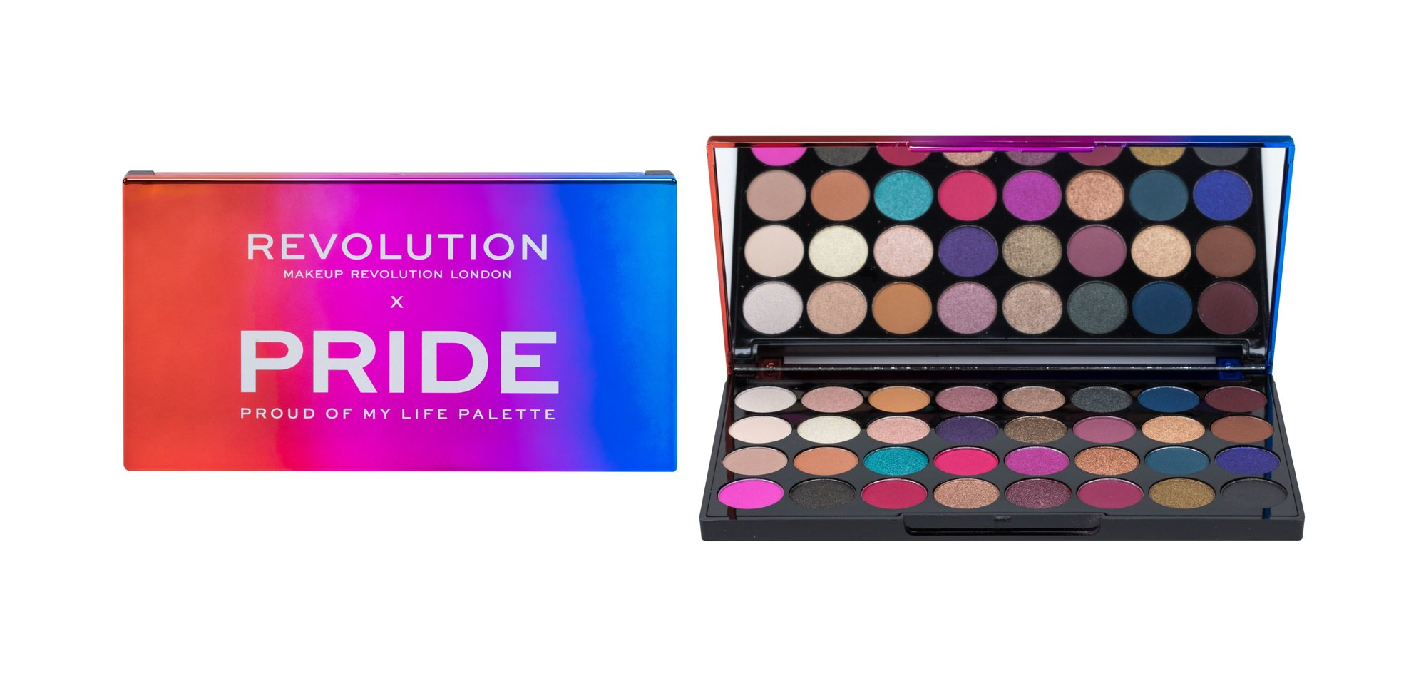 Makeup Revolution London X Pride  Oční stín, W, 20 g