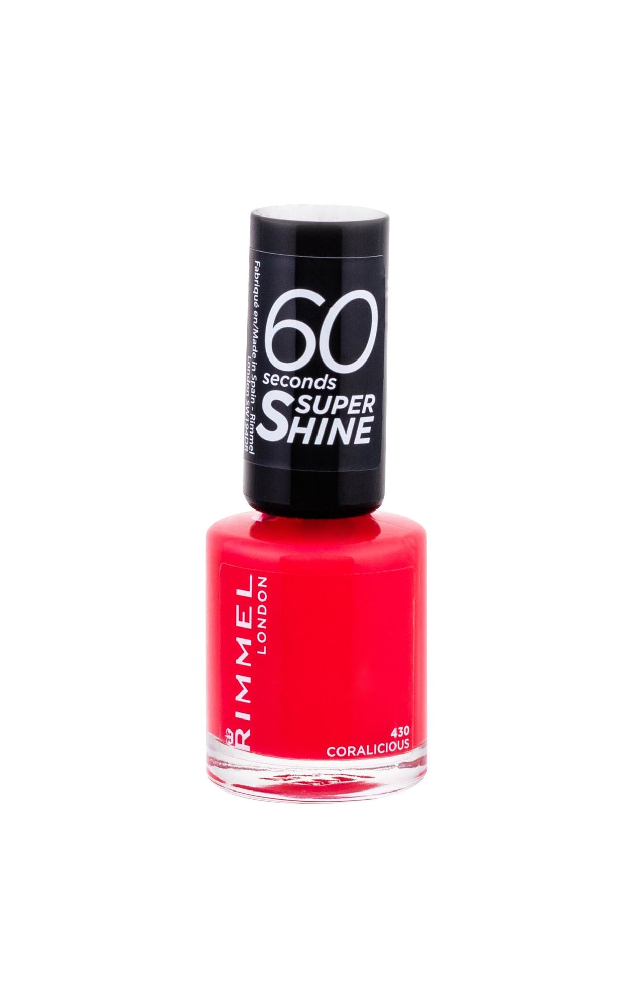 Rimmel London 60 Seconds  Lak na nehty, W, 8 ml