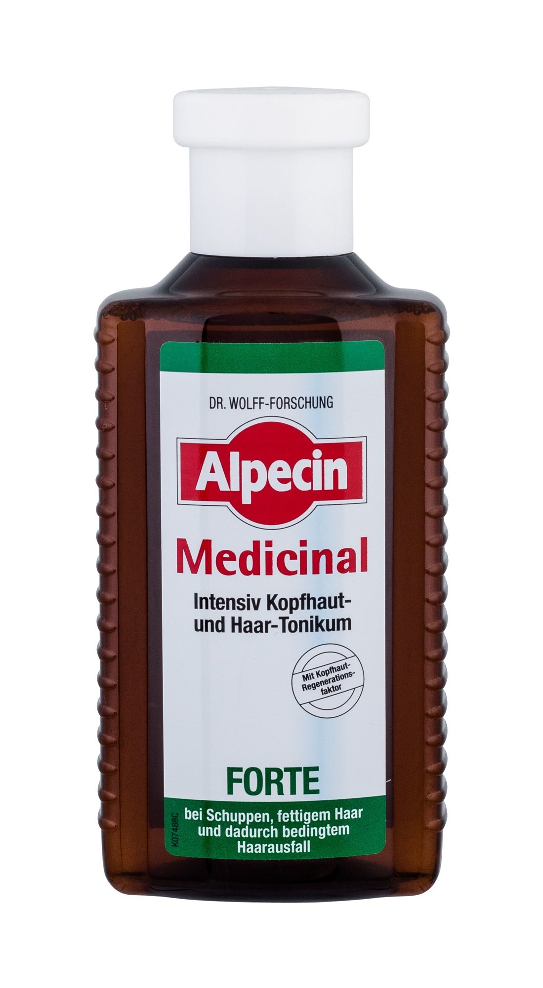 Alpecin Medicinal Forte Intensive Scalp And Hair Tonic (Sérum na vlasy, U, 200 ml)