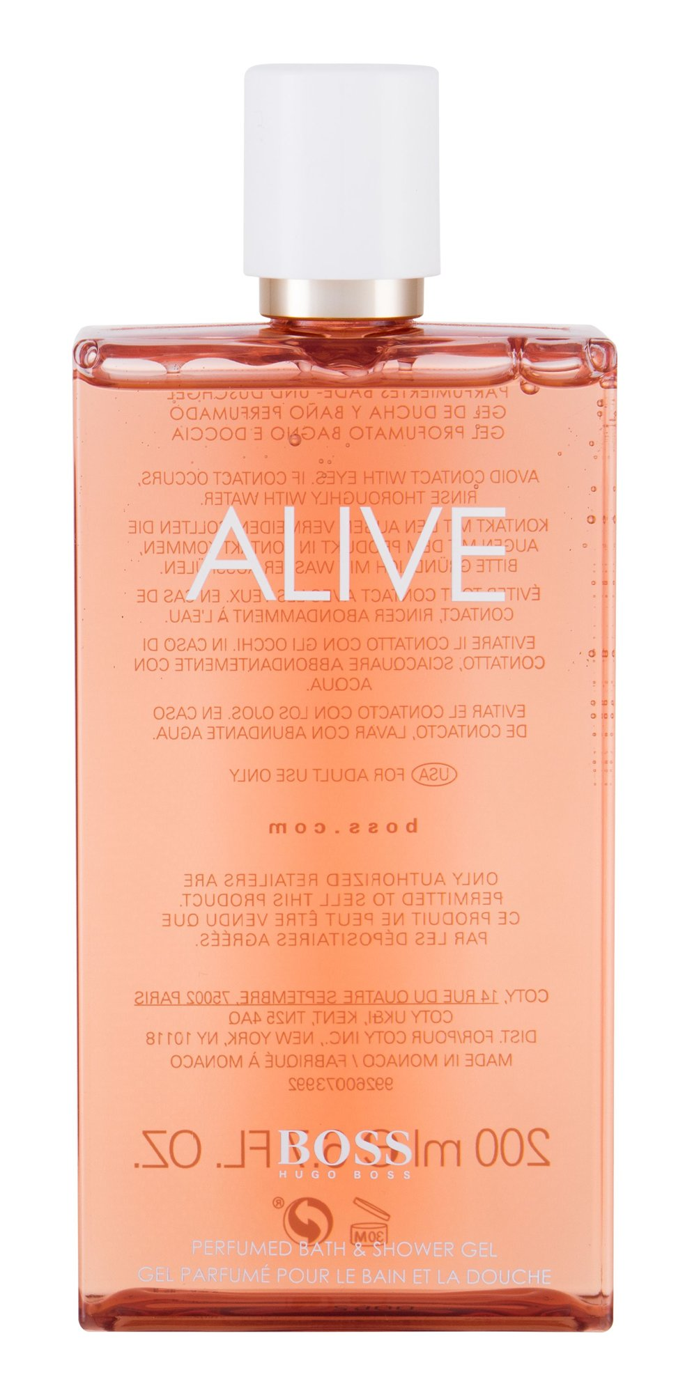 HUGO BOSS Alive  Sprchový gel, W, 200 ml