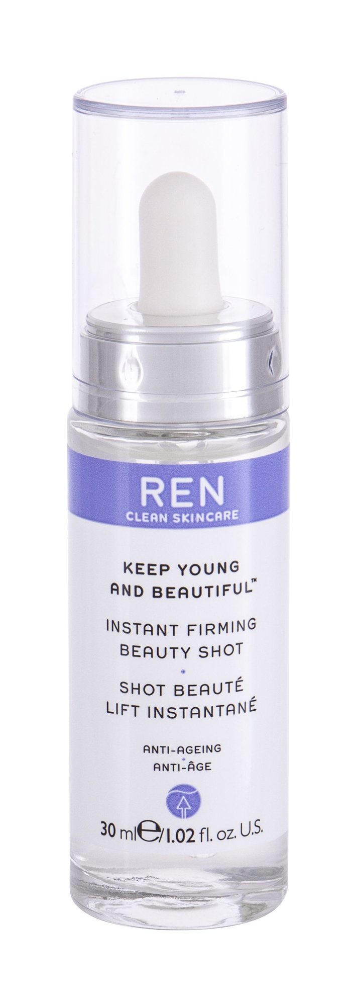 Ren Clean Skincare Keep Young And Beautiful  Pleťové sérum, W, 30 ml