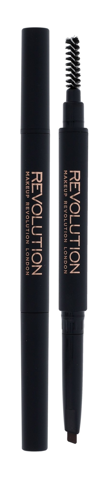 Makeup Revolution London Duo Brow Definer  (Tužka na obočí, W, 0,15 g)