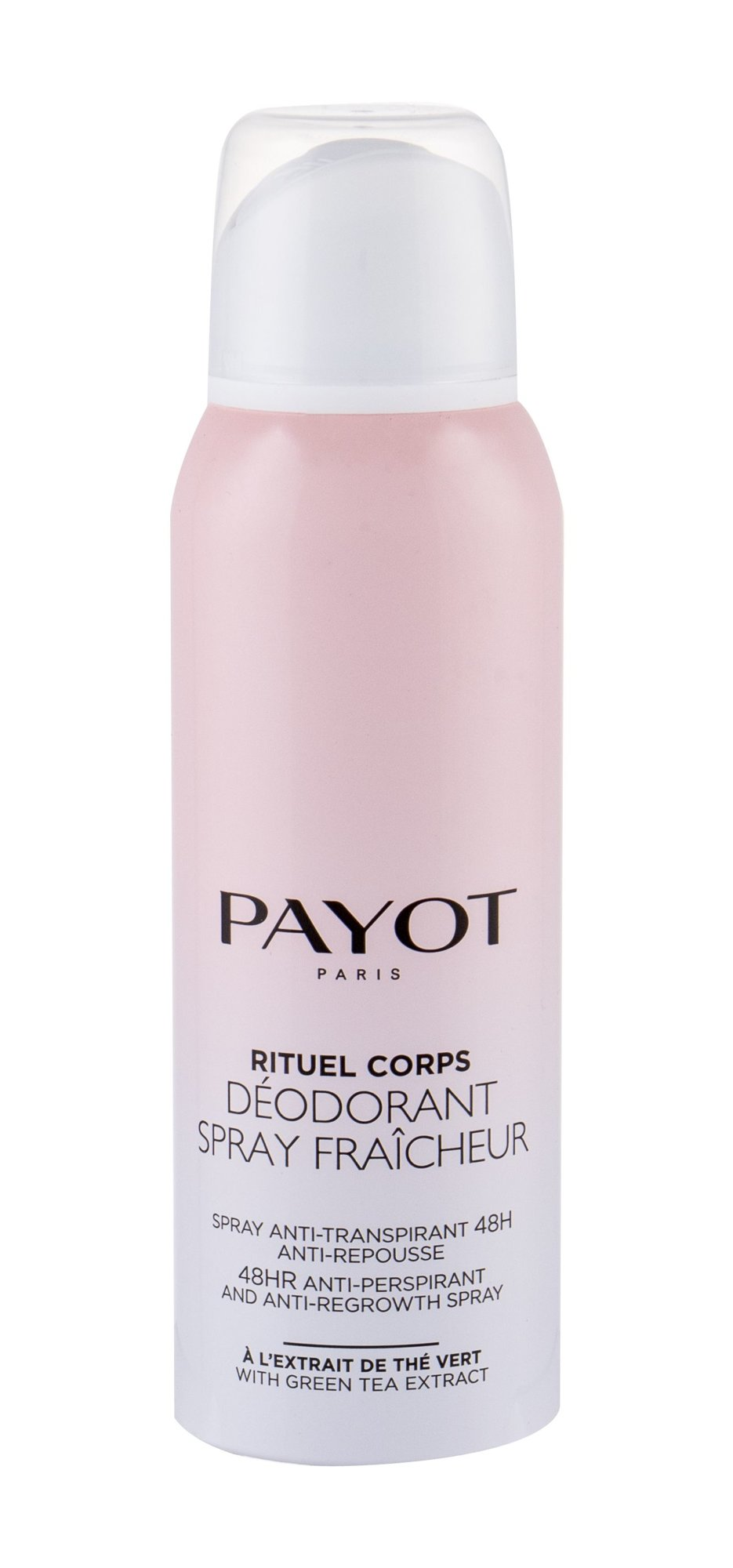 PAYOT Rituel Corps 48H Antiperspirant, W, 125 ml