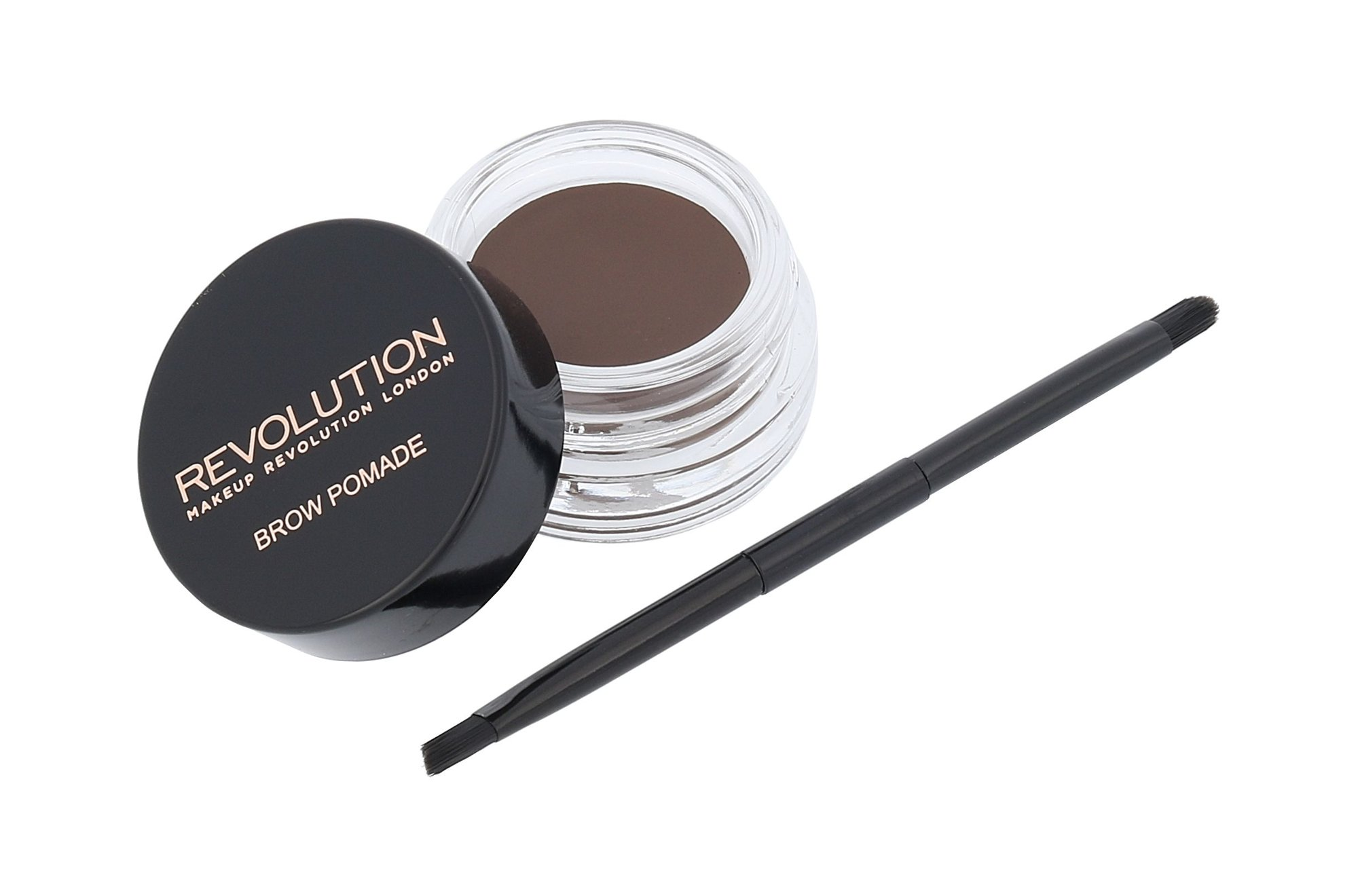 Makeup Revolution London Brow Pomade  (Gel a pomáda na obočí, W, 2,5 g)