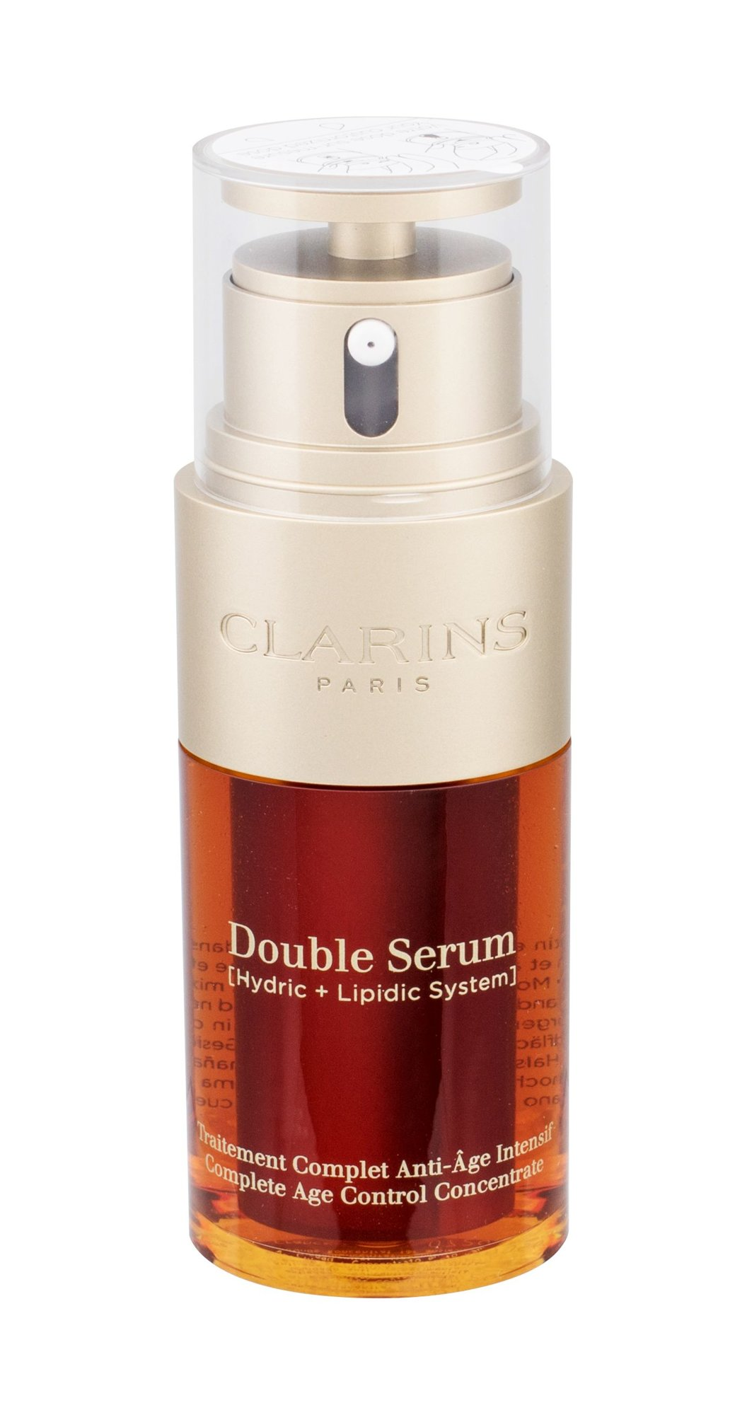 Clarins Double Serum  Pleťové sérum, W, 30 ml