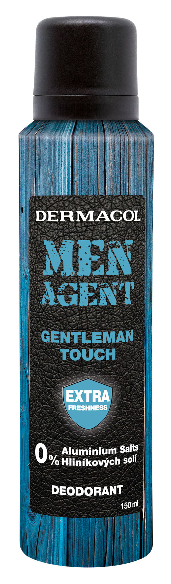Dermacol na cesty Men Agent Gentleman Touch (Deodorant, M, 150 ml)