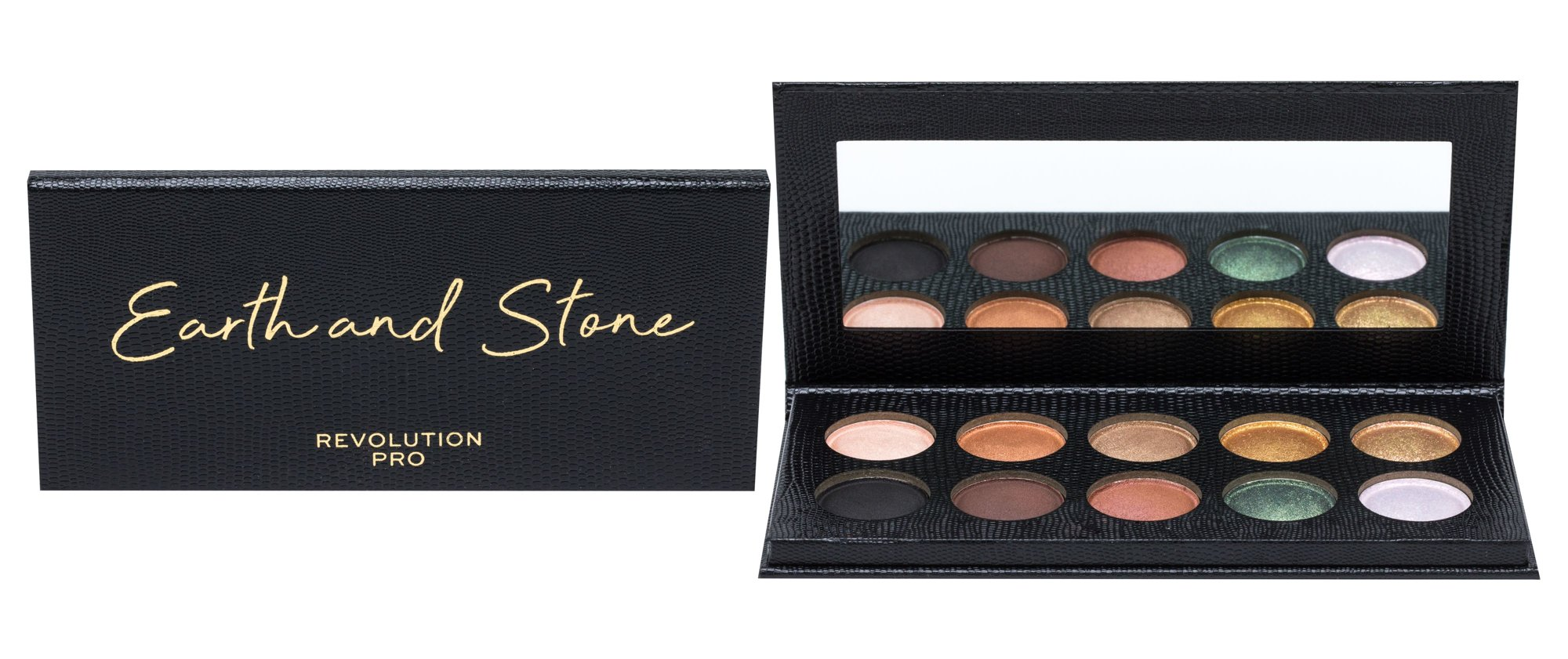 Makeup Revolution London Revolution PRO Colour Focus Shadow Palette (Oční stín, W, 15 g)
