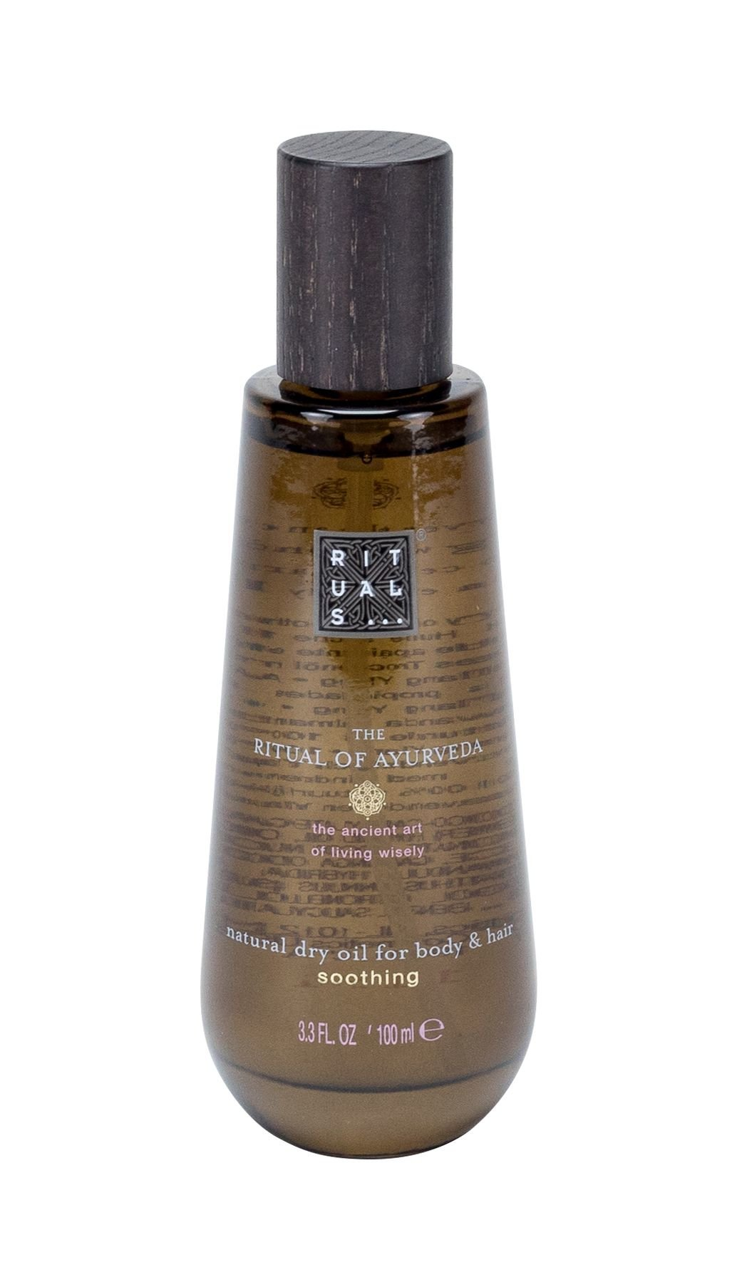 Rituals The Ritual Of Ayurveda Soothing (Tělový olej, W, 100 ml)